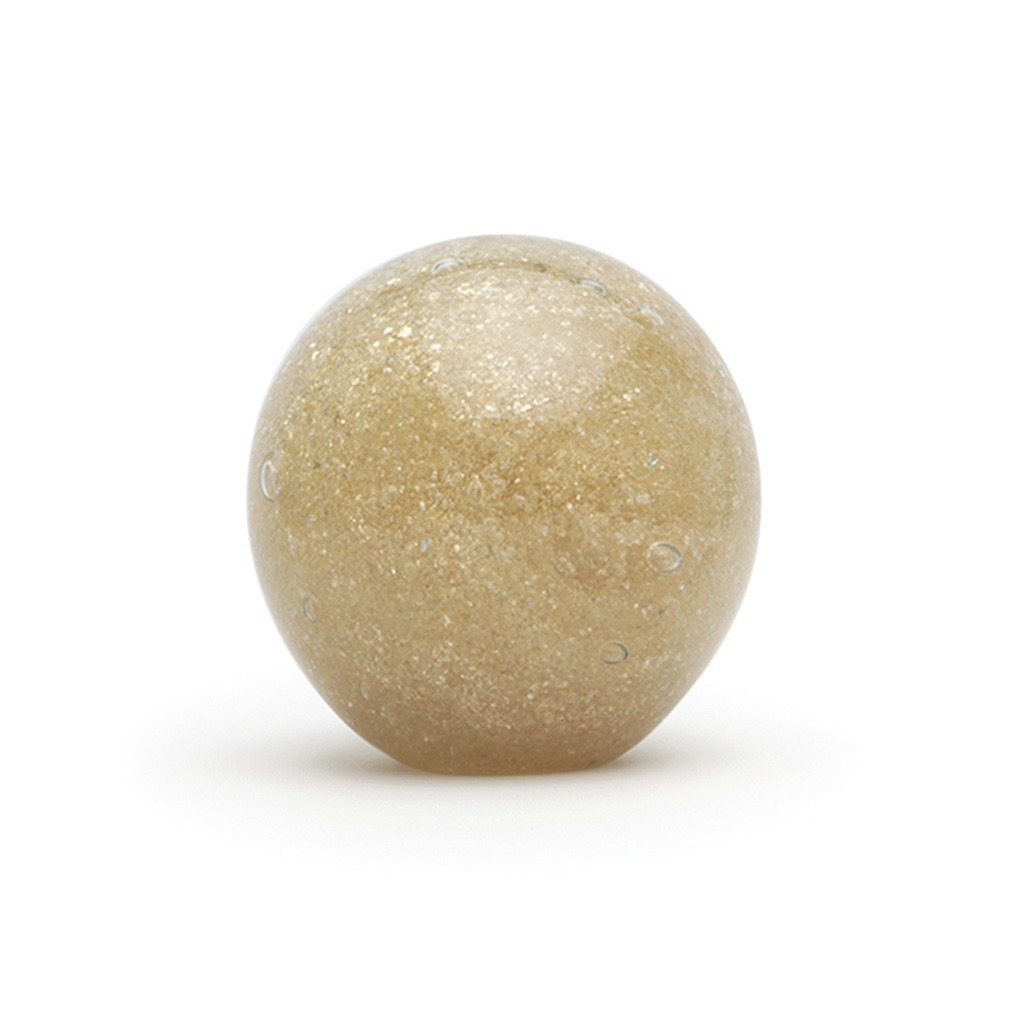 Galaxy Glass Paperweights | Gold Dust