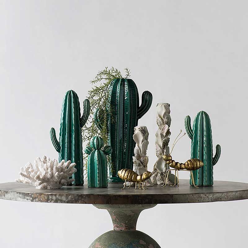 Cacti Ceramic Sculpture | Medium