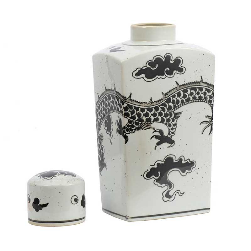 Kang Porcelain Jar | Tall
