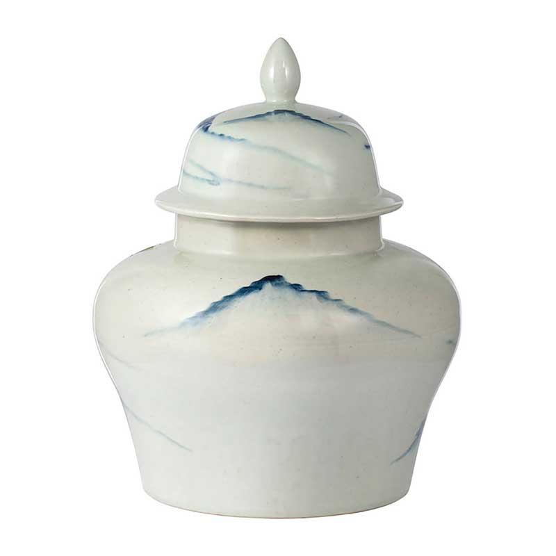 Froth Wide Ginger Jar