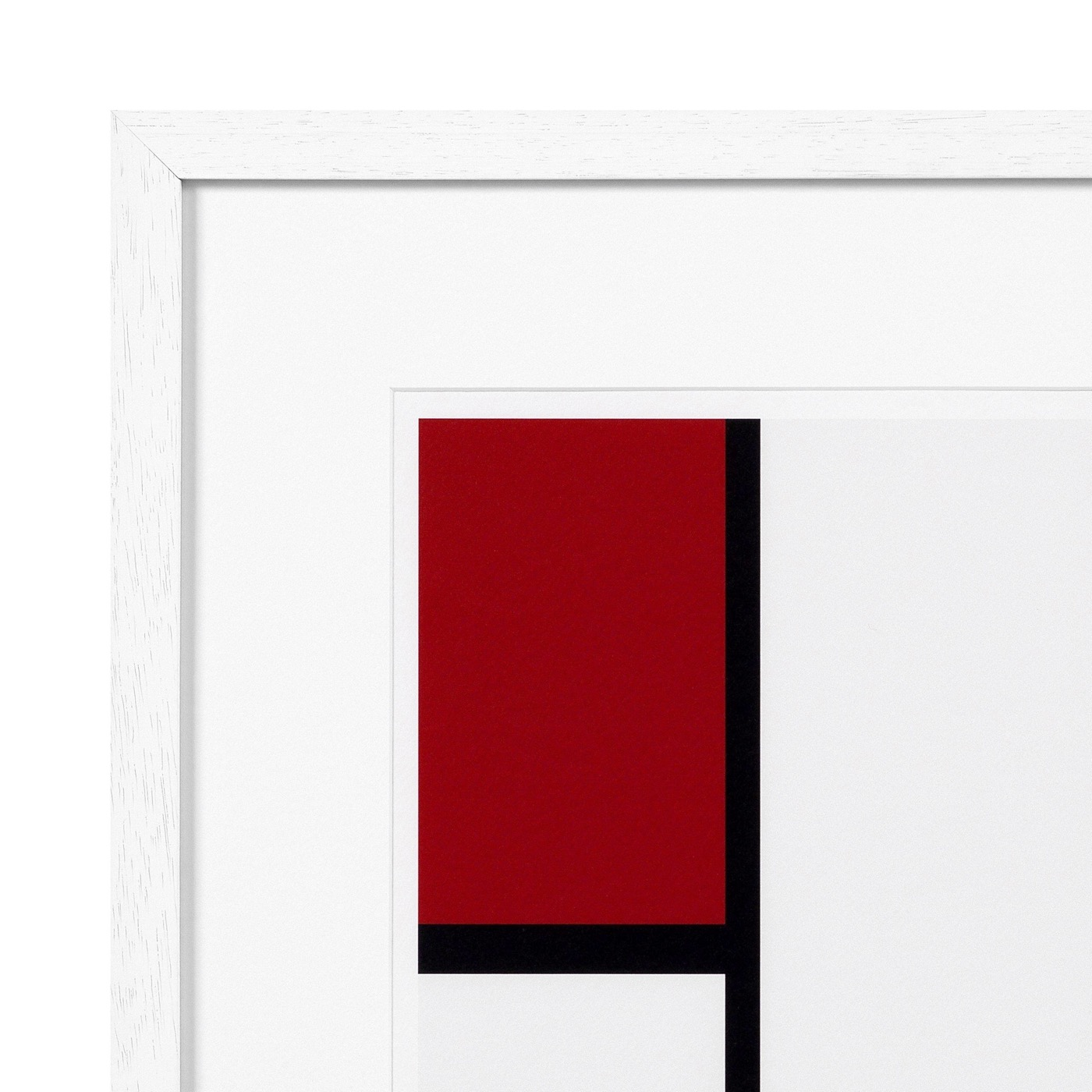 Mondrian Prints | Set of 2