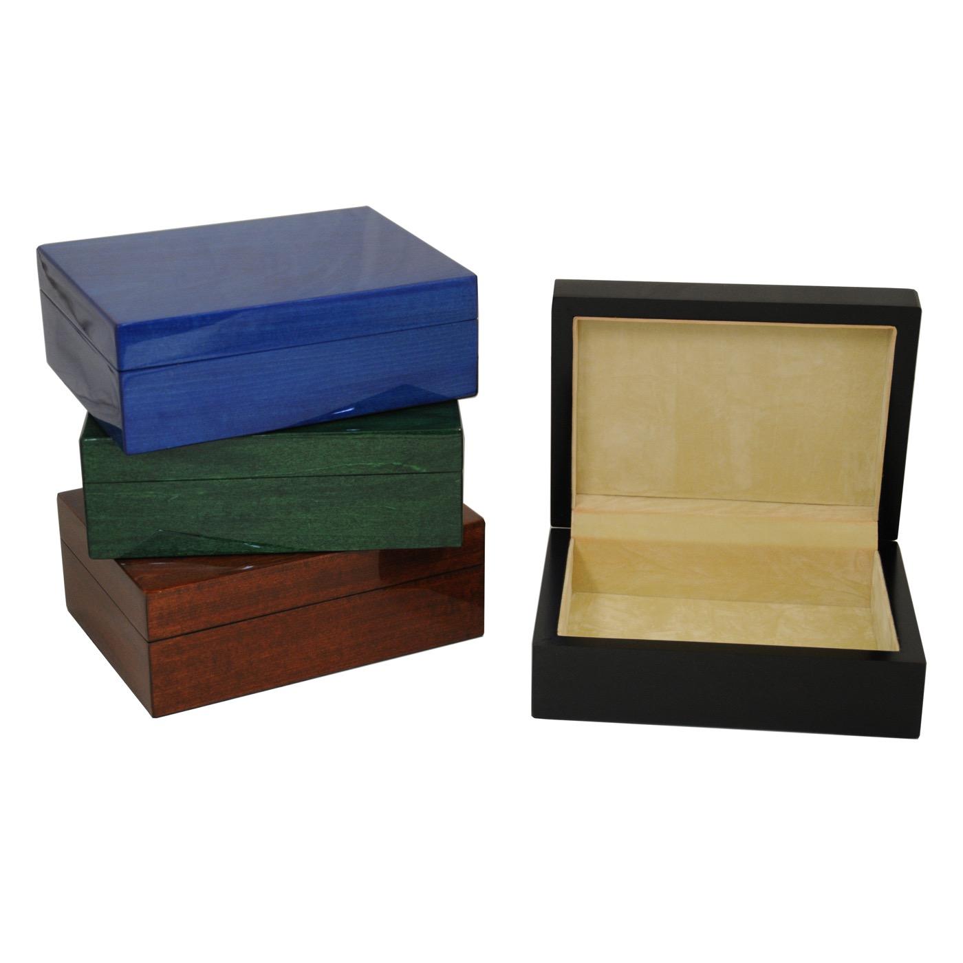 Woodgrain Storage Box | Brown