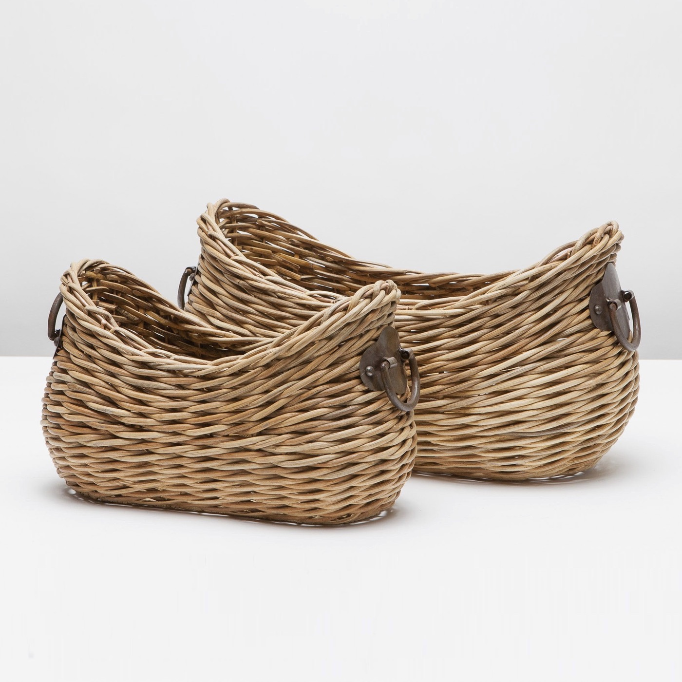 Varna Rattan Baskets Set