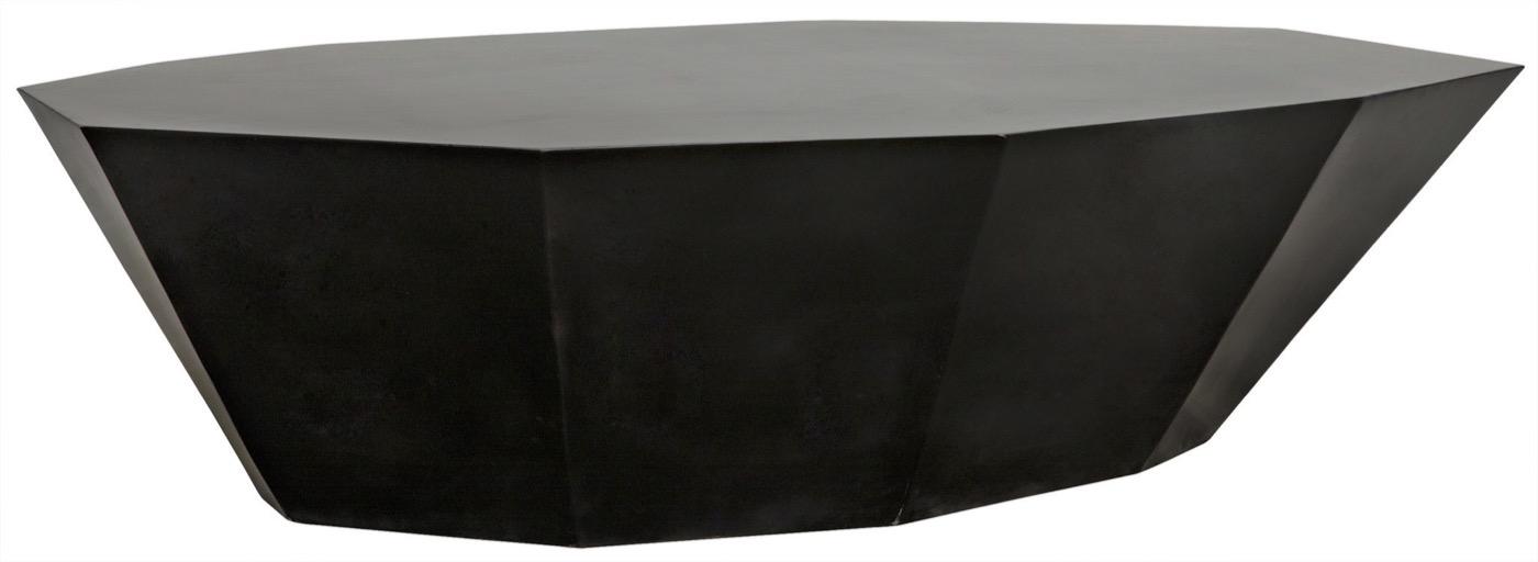 Dario Geometric Coffee Table
