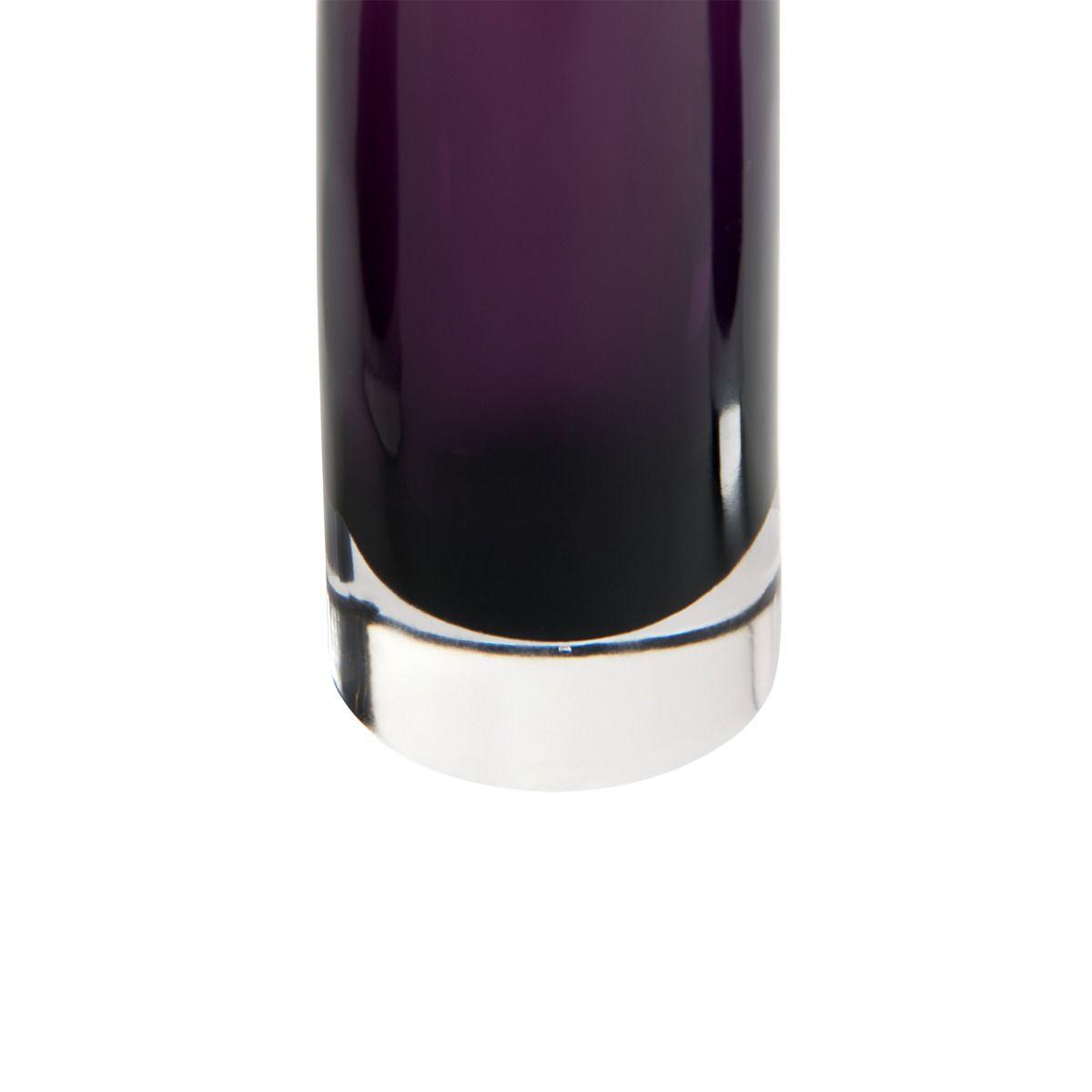 Botella Glass Vases Set   Purple