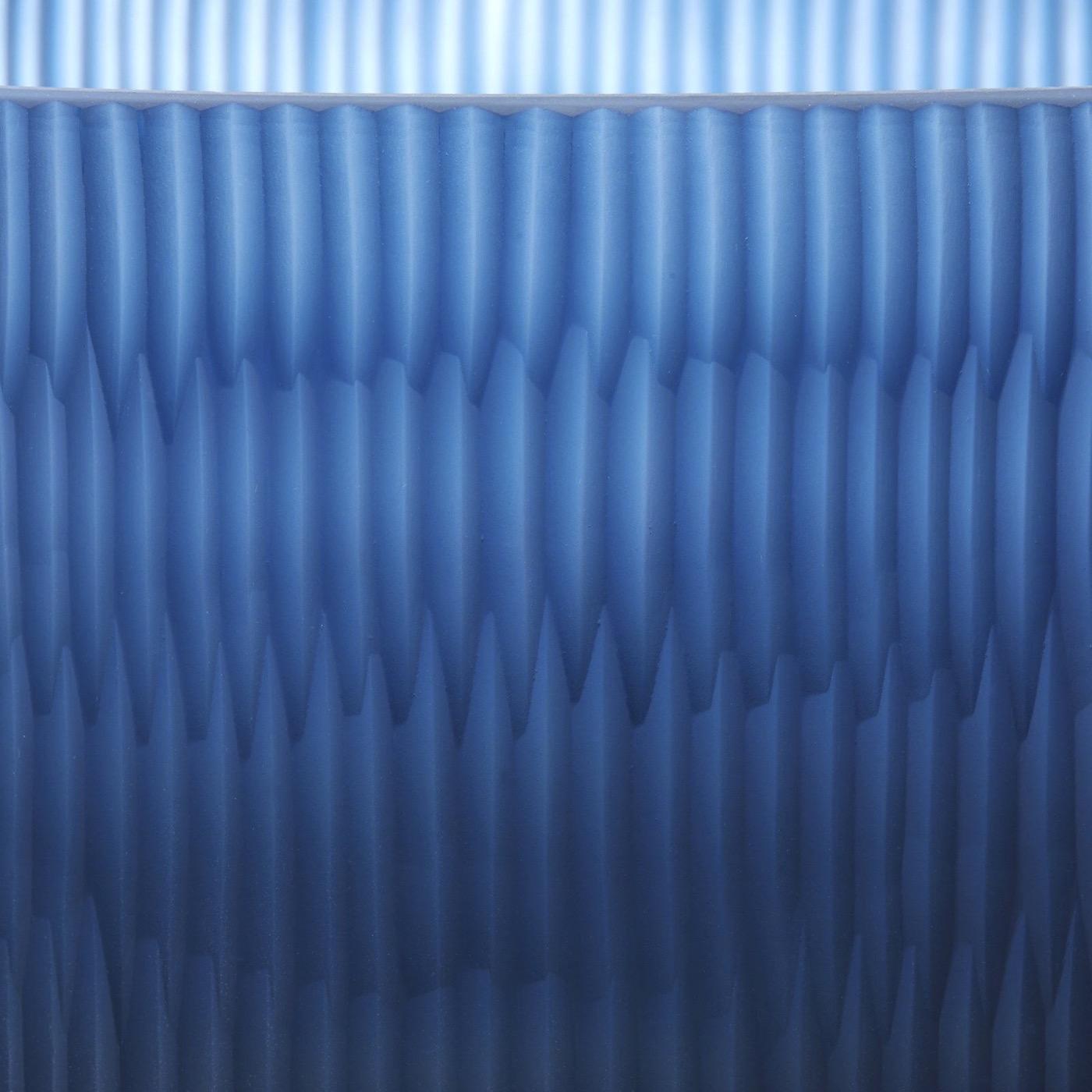 Naya Glass Bowl | Dark Blue