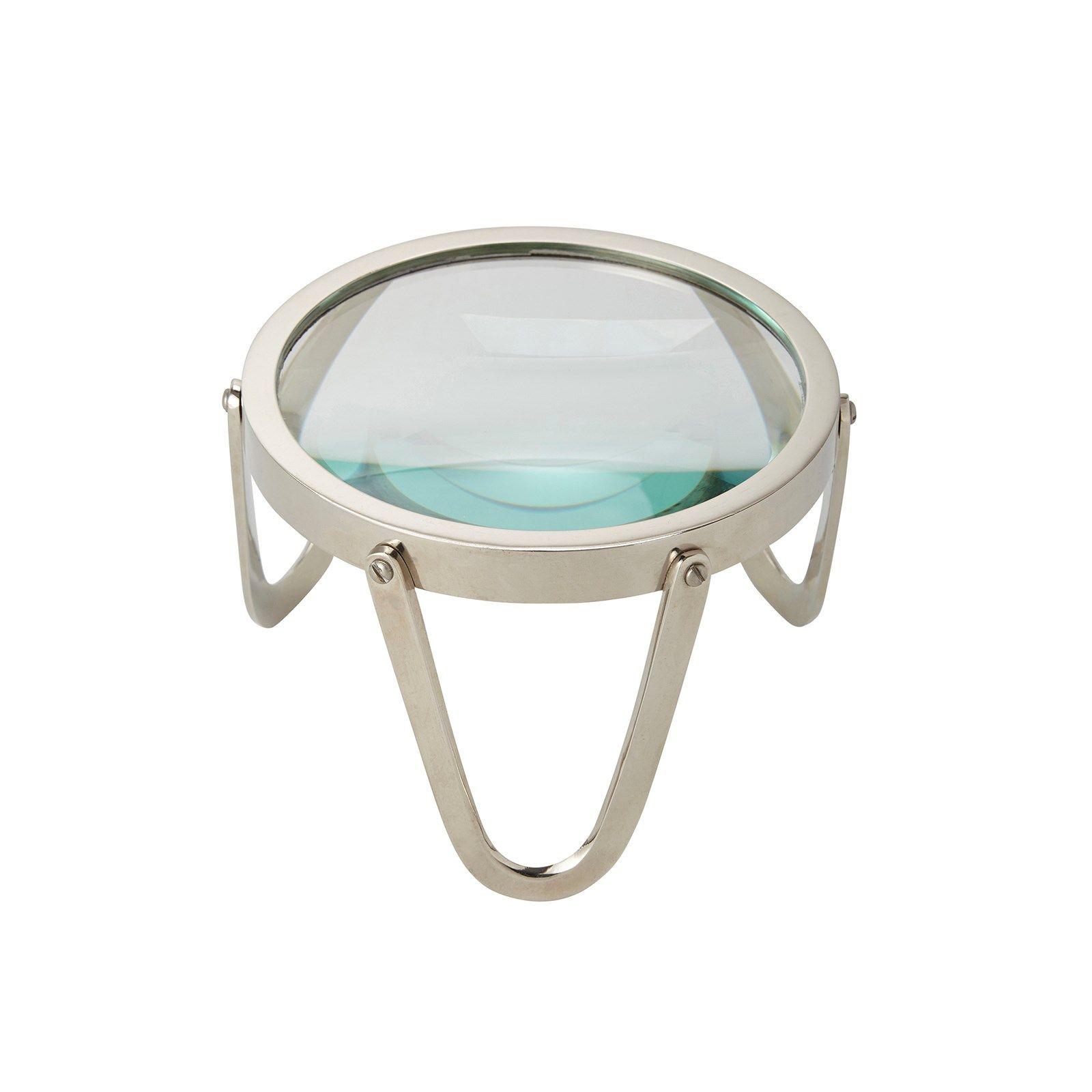 Idgar Standing Magnifier | Nickel