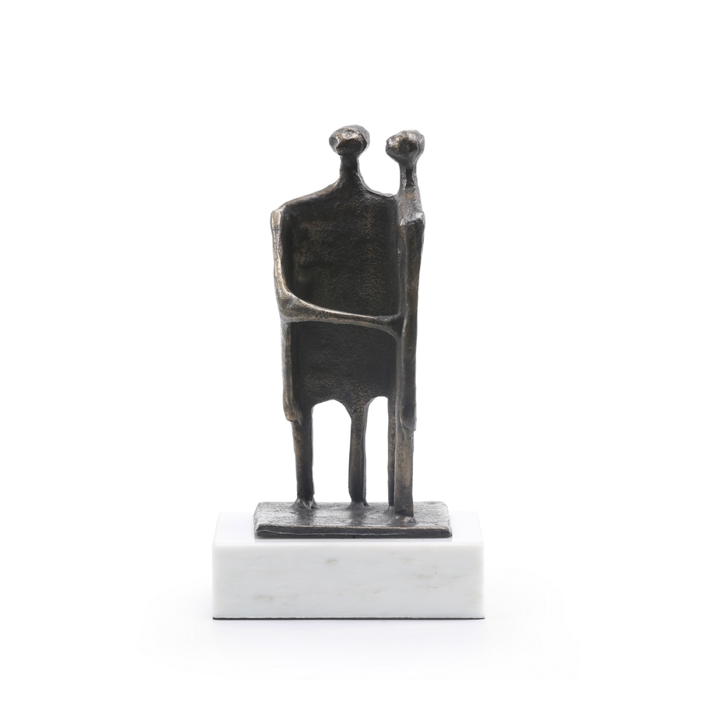 Consult Bronze Statue