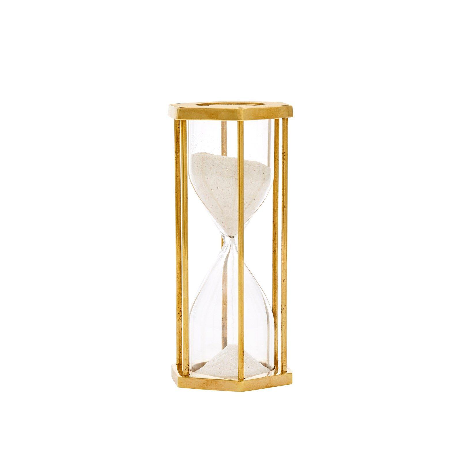 Idgar Hourglass | Brass