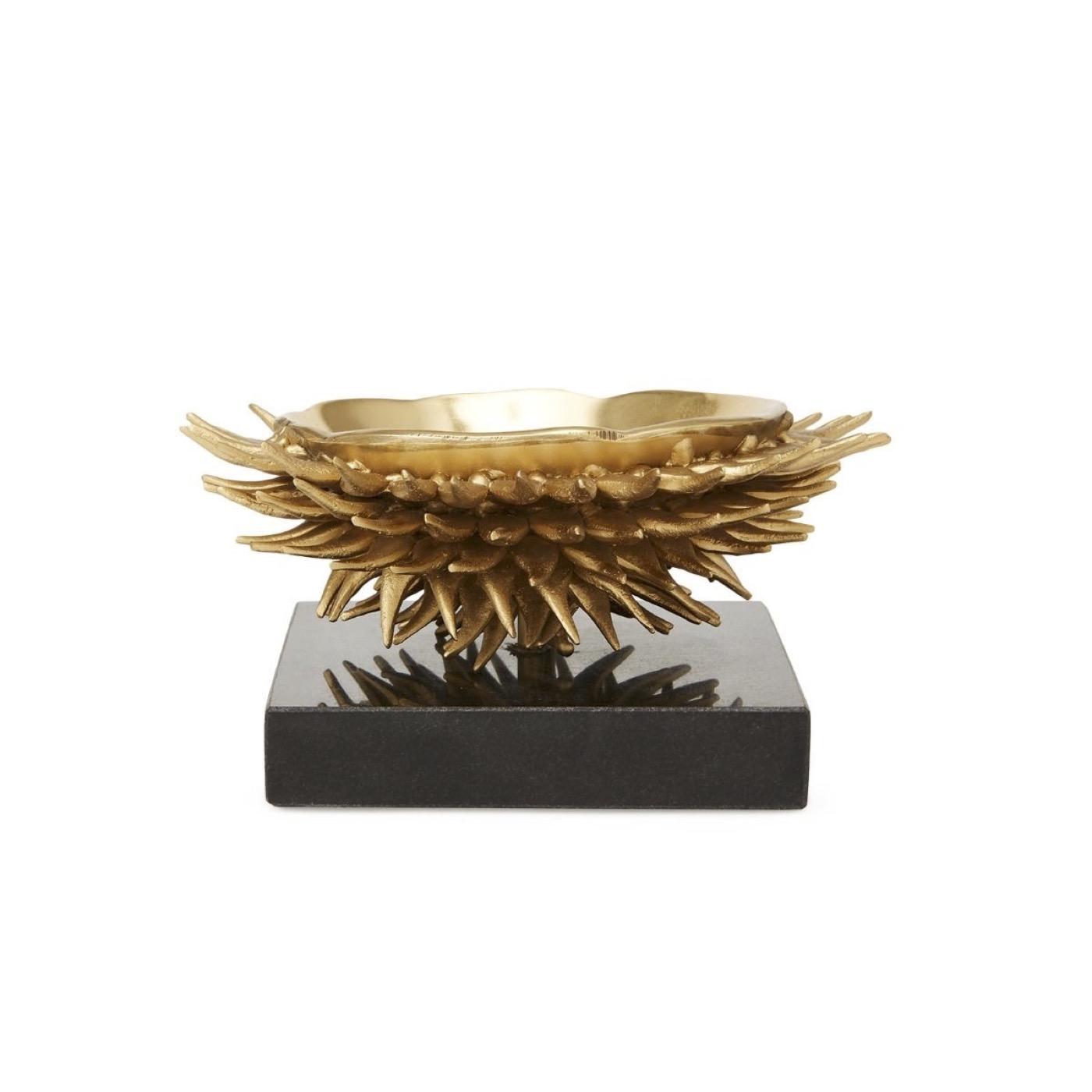 "Rota Brass ""Urchin"" Bowl"