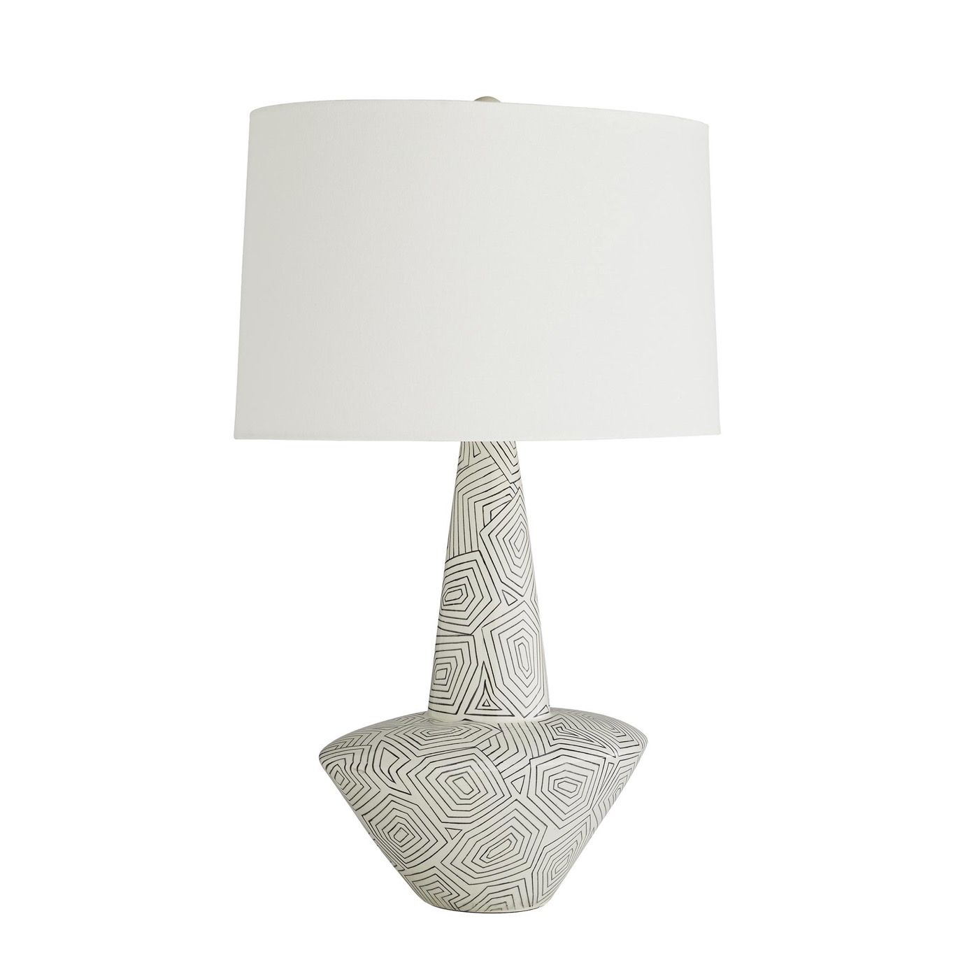 Malaga Ceramic Table Lamp