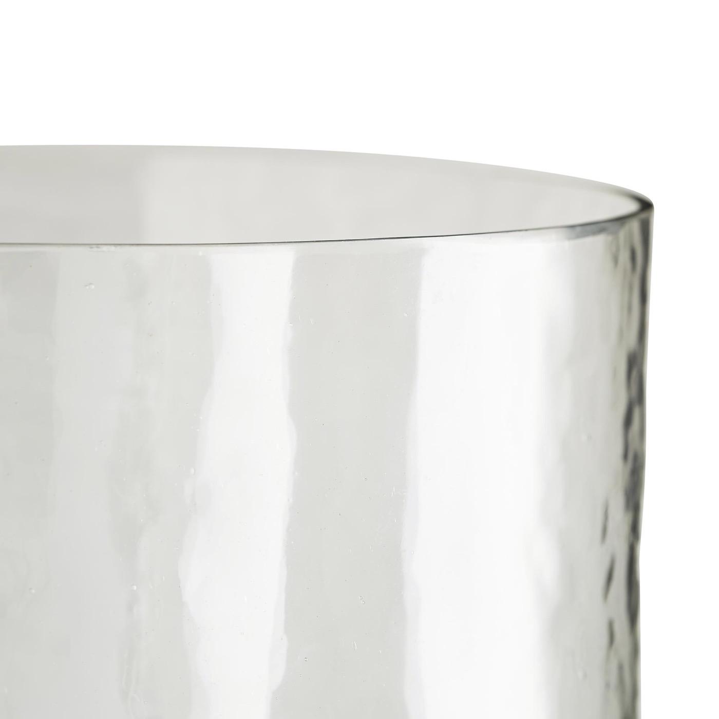Drogo Large Glass Hurricane