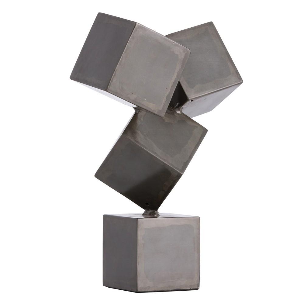 Stockton Cubes Sculpture
