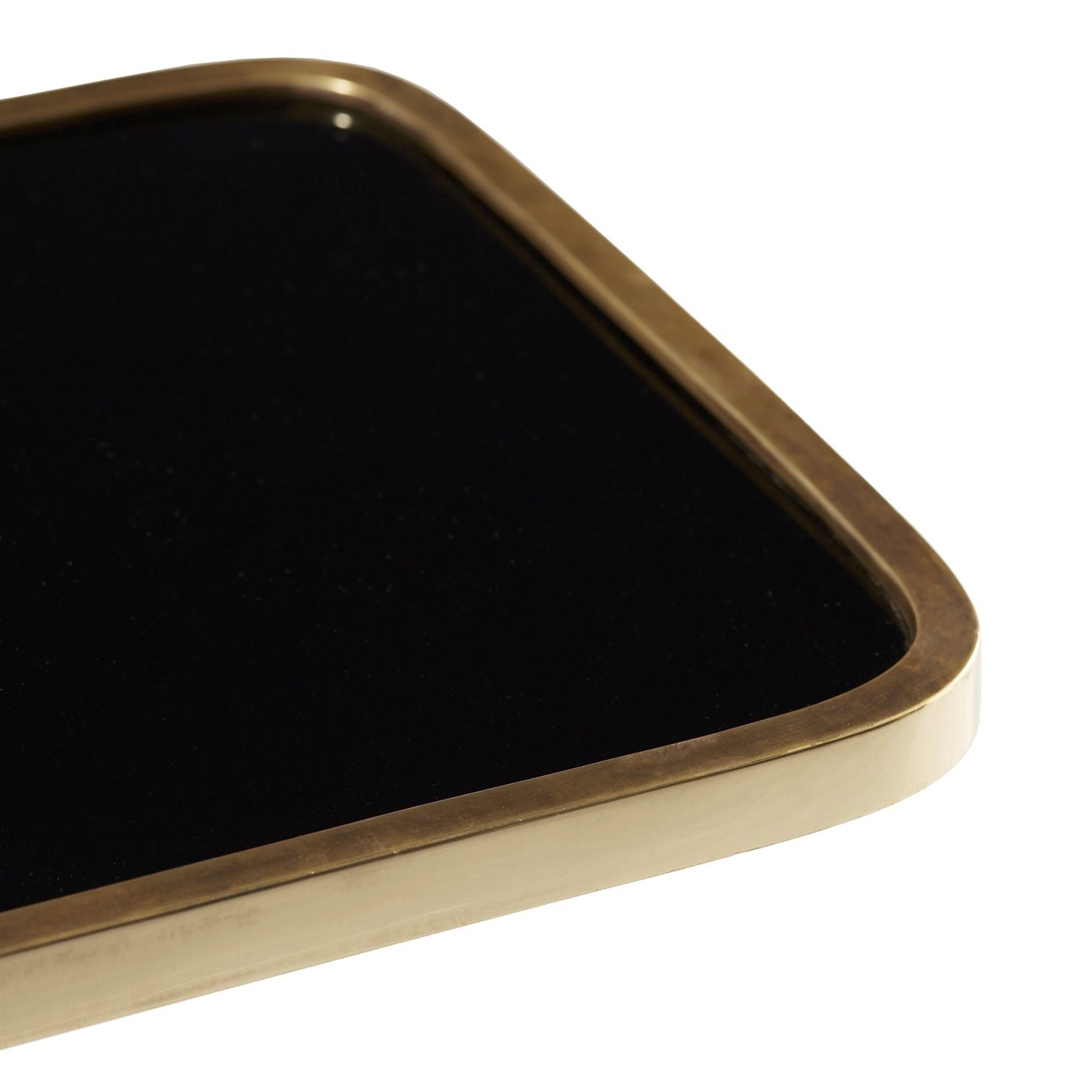 Taryn Brass Cocktail Table | Rectangle