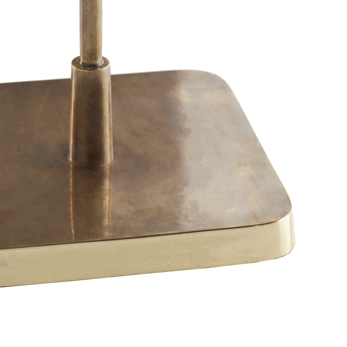 Taryn Brass Cocktail Table | Square