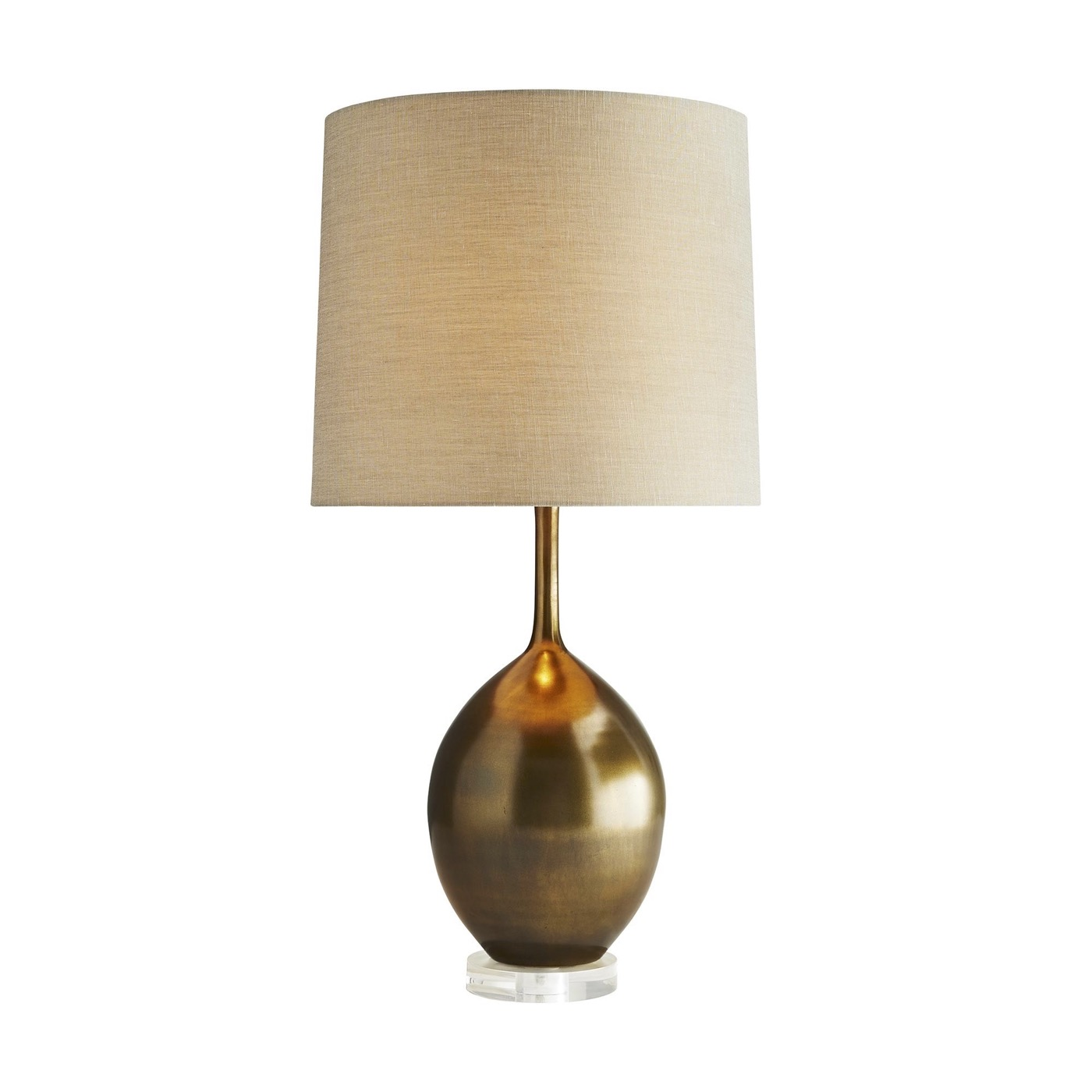 Greer Brass Table Lamp