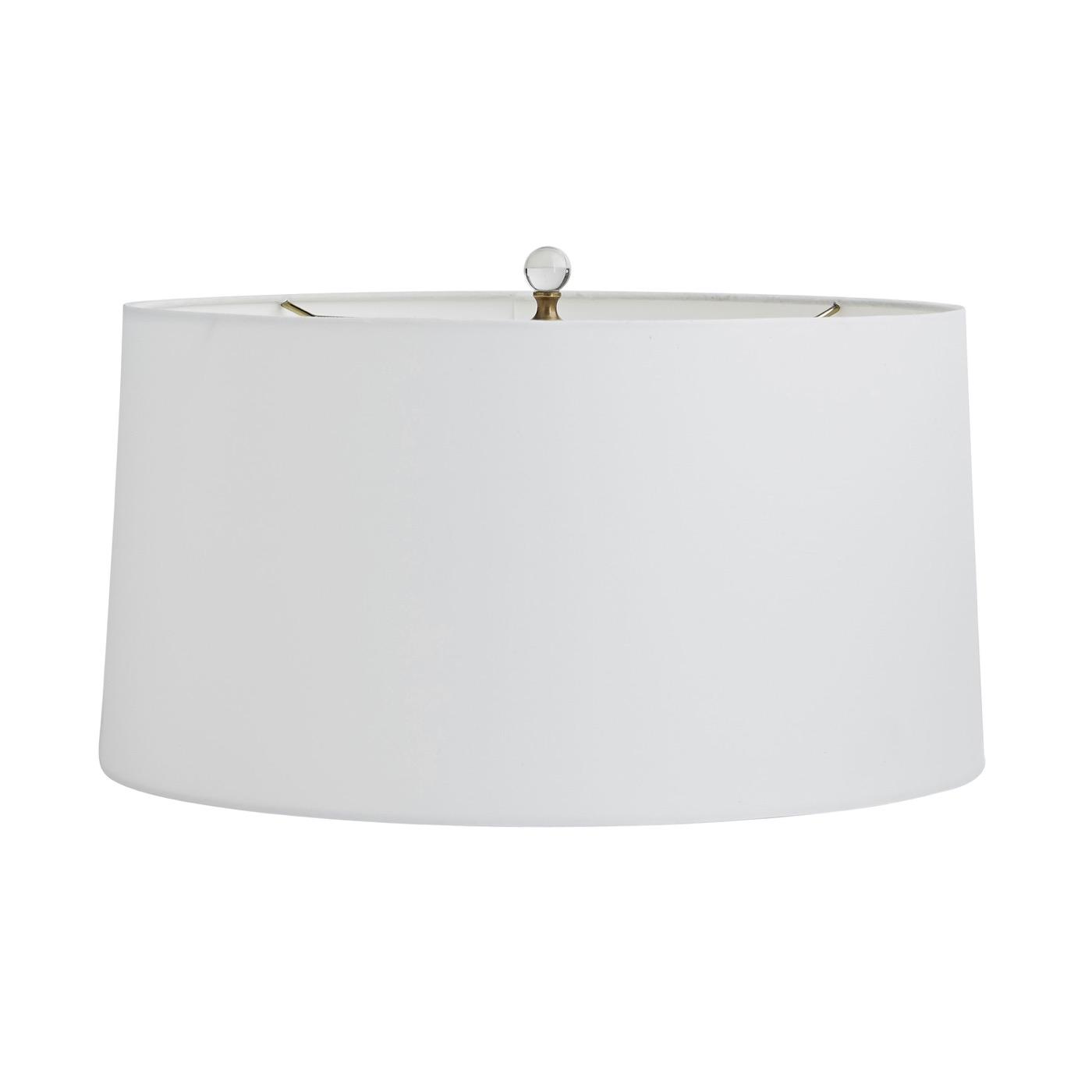Roxy Glass Table Lamp
