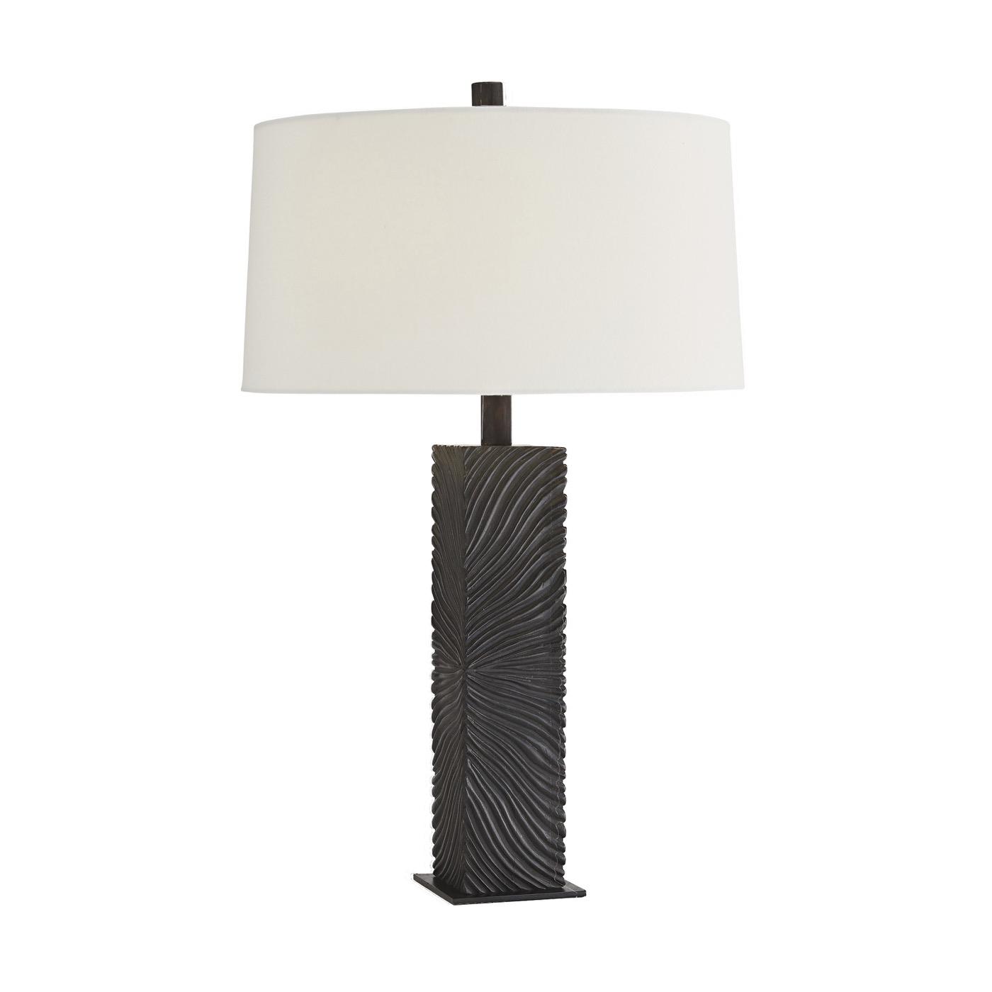Torga Wood Table Lamp