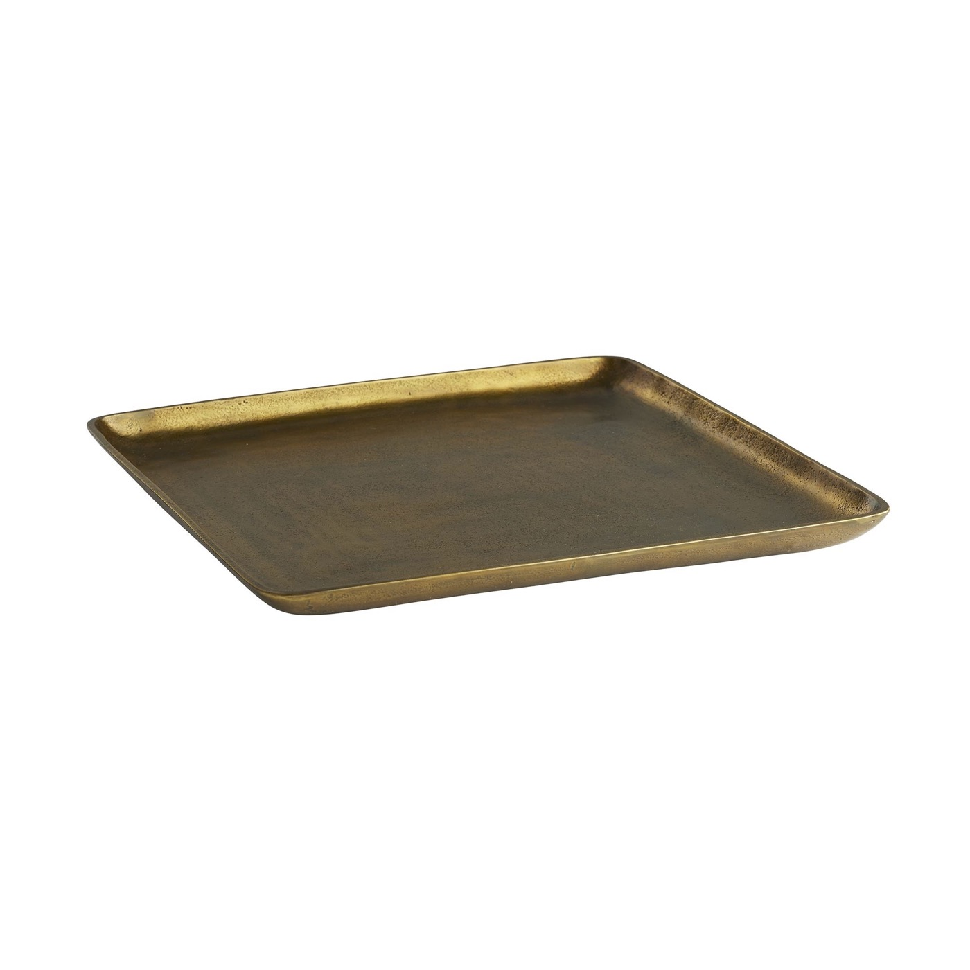 Zeta Square Trays Set | Copper