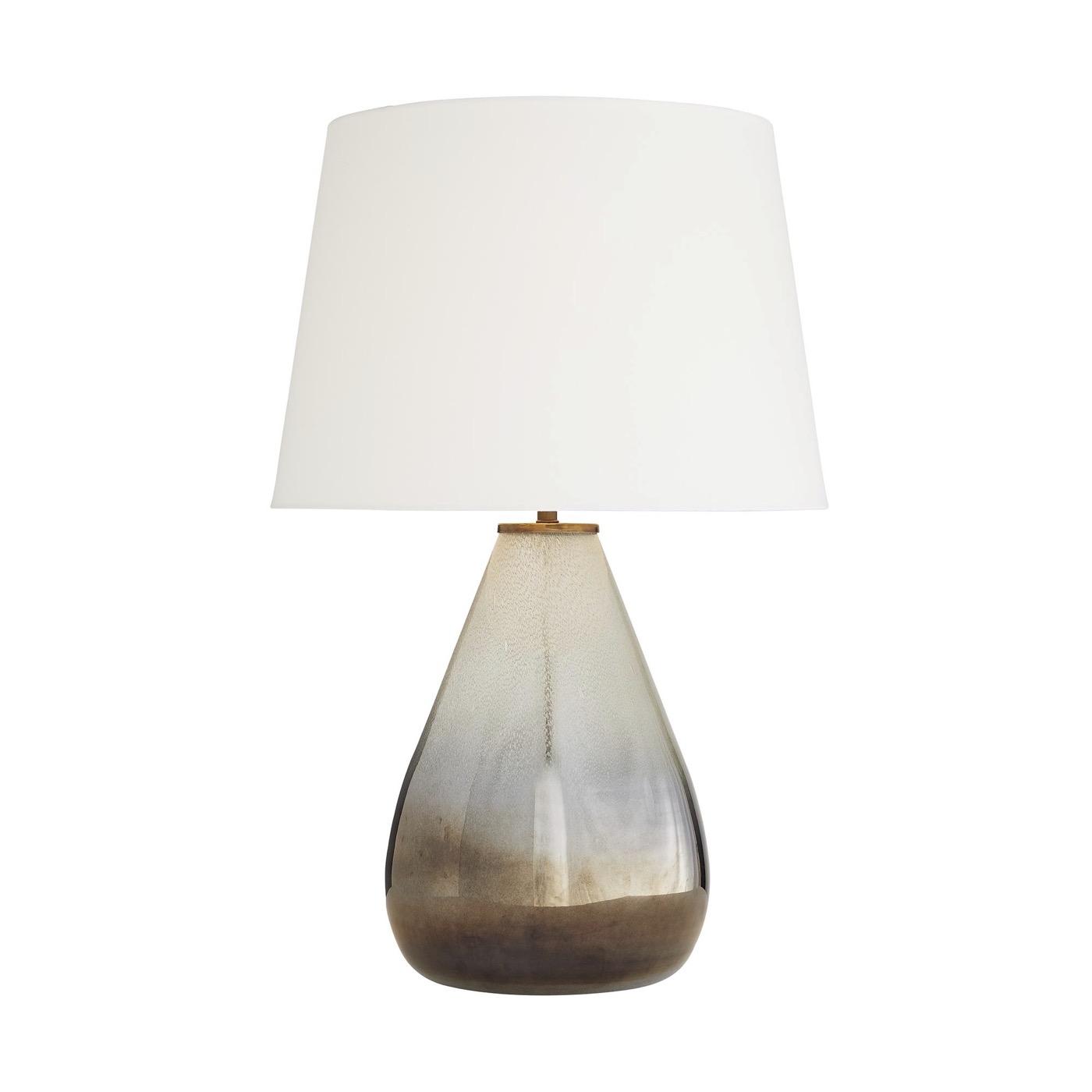 Ingrid Seeded Glass Lamp
