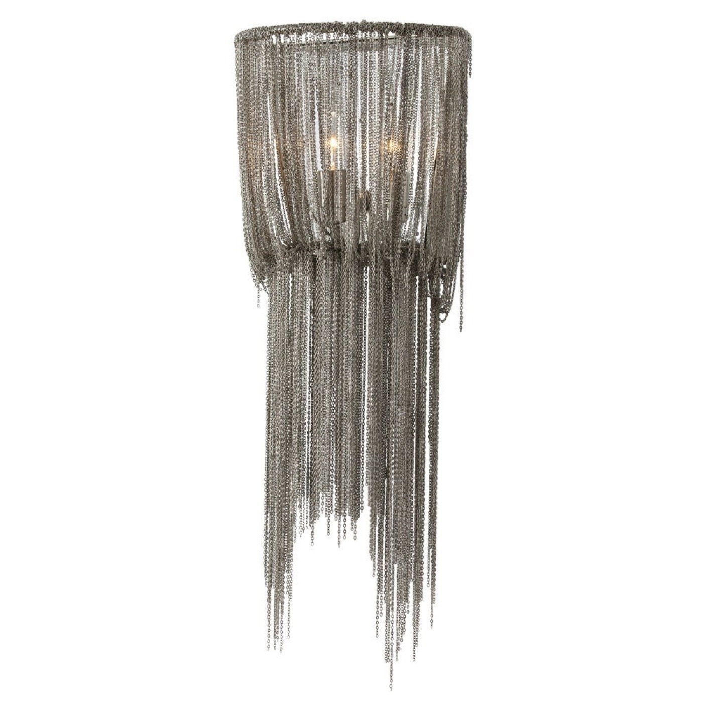 Goulding Swag Sconce | Silver