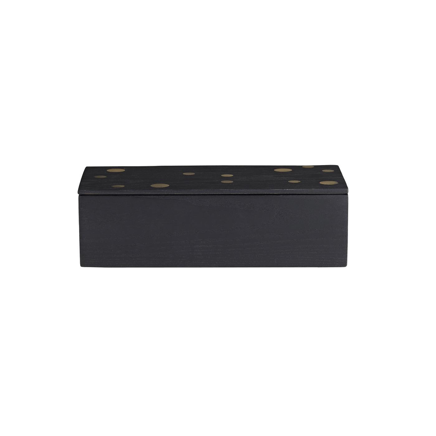 Desoto Wooden Box