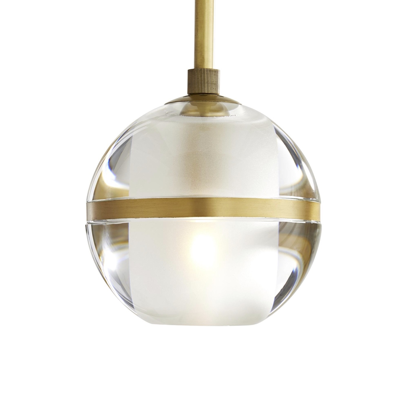 Maquire Belted Crystal Pendant