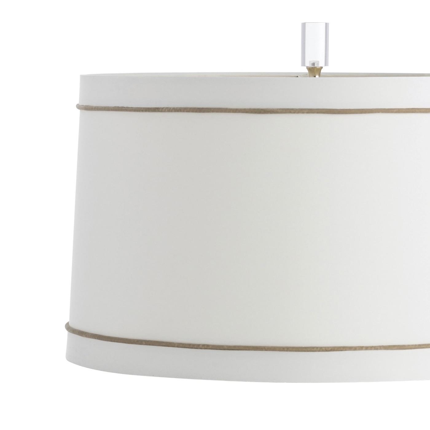 Kristi Crystal & Brass Table Lamp