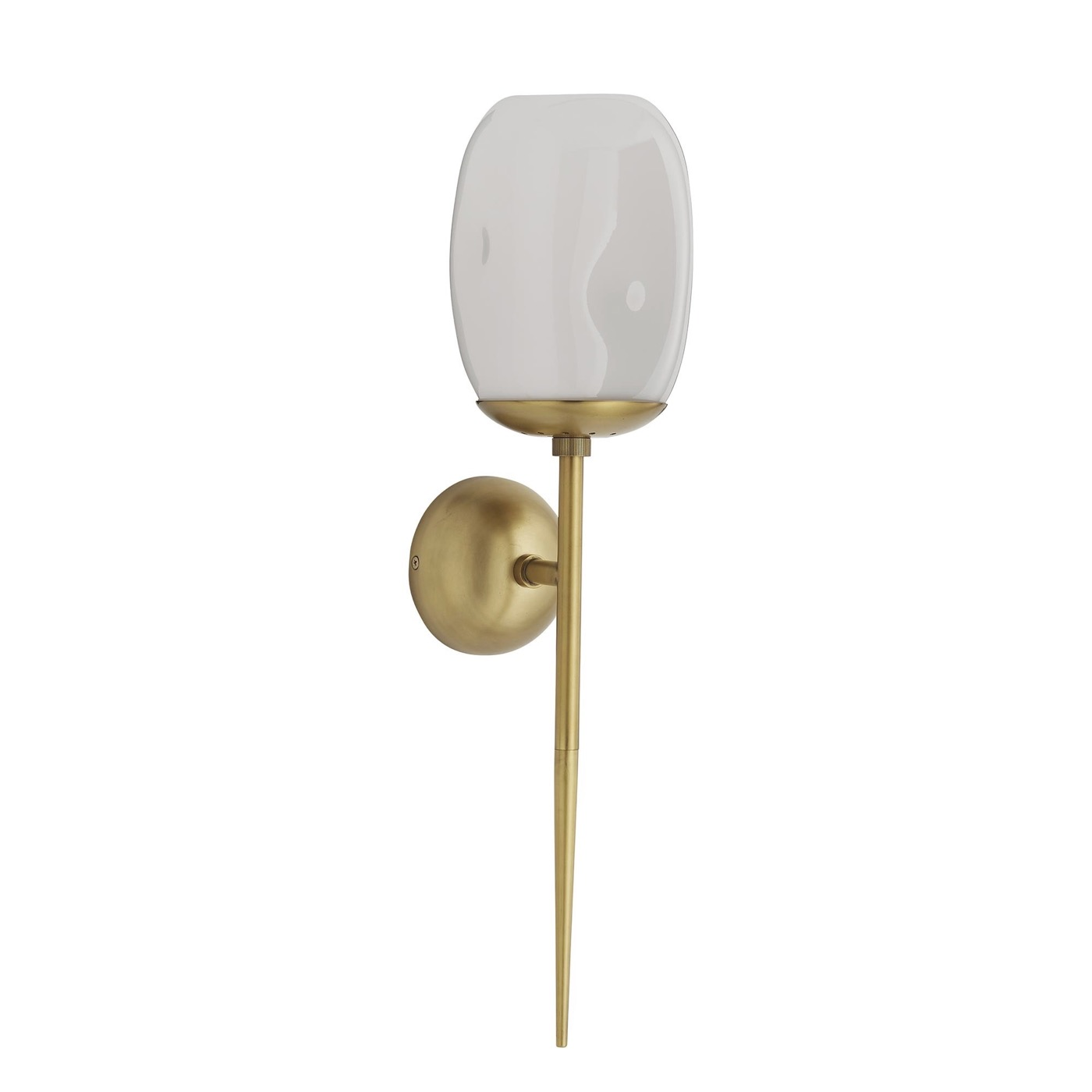 Livingston Sconce | Antique Brass