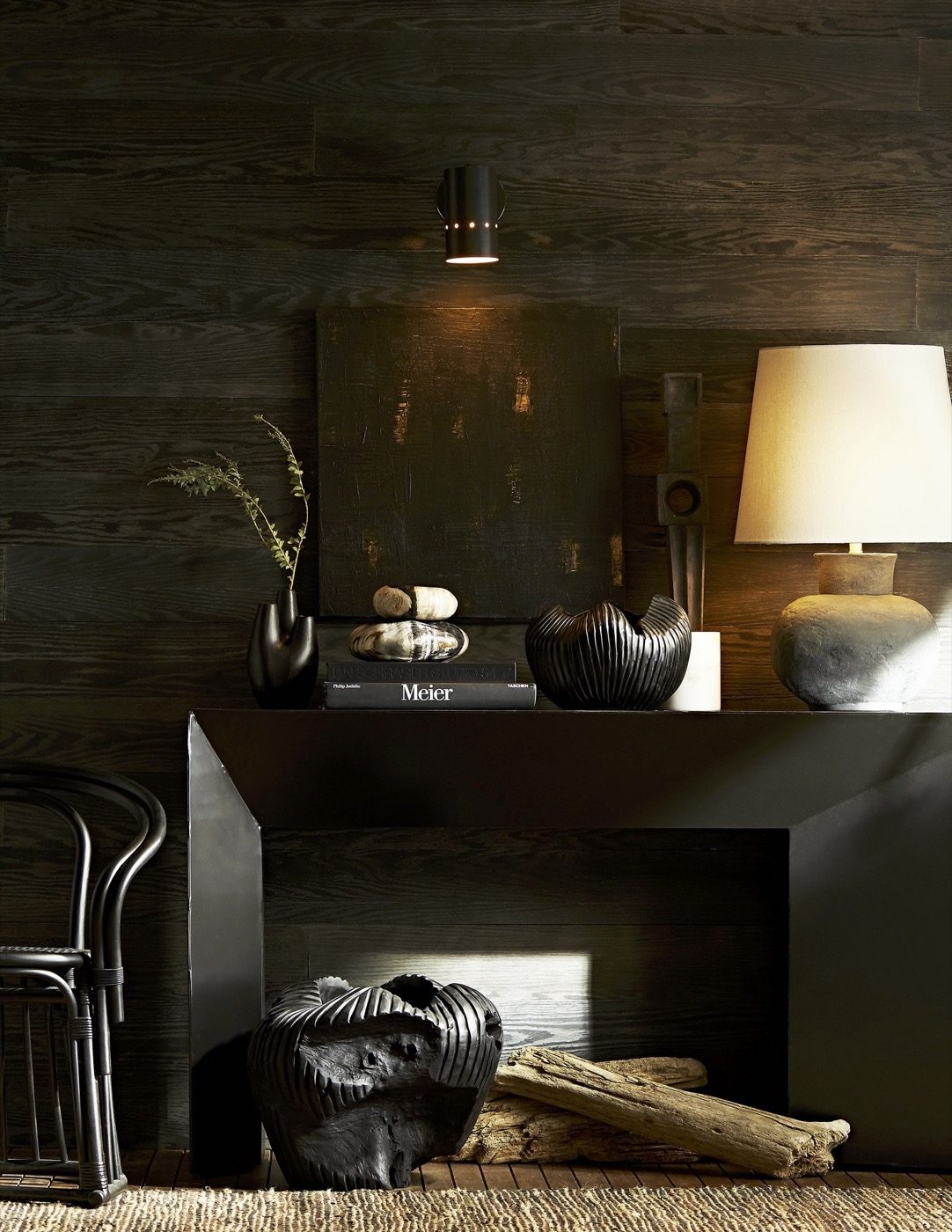 Wendall Sconce | Bronze