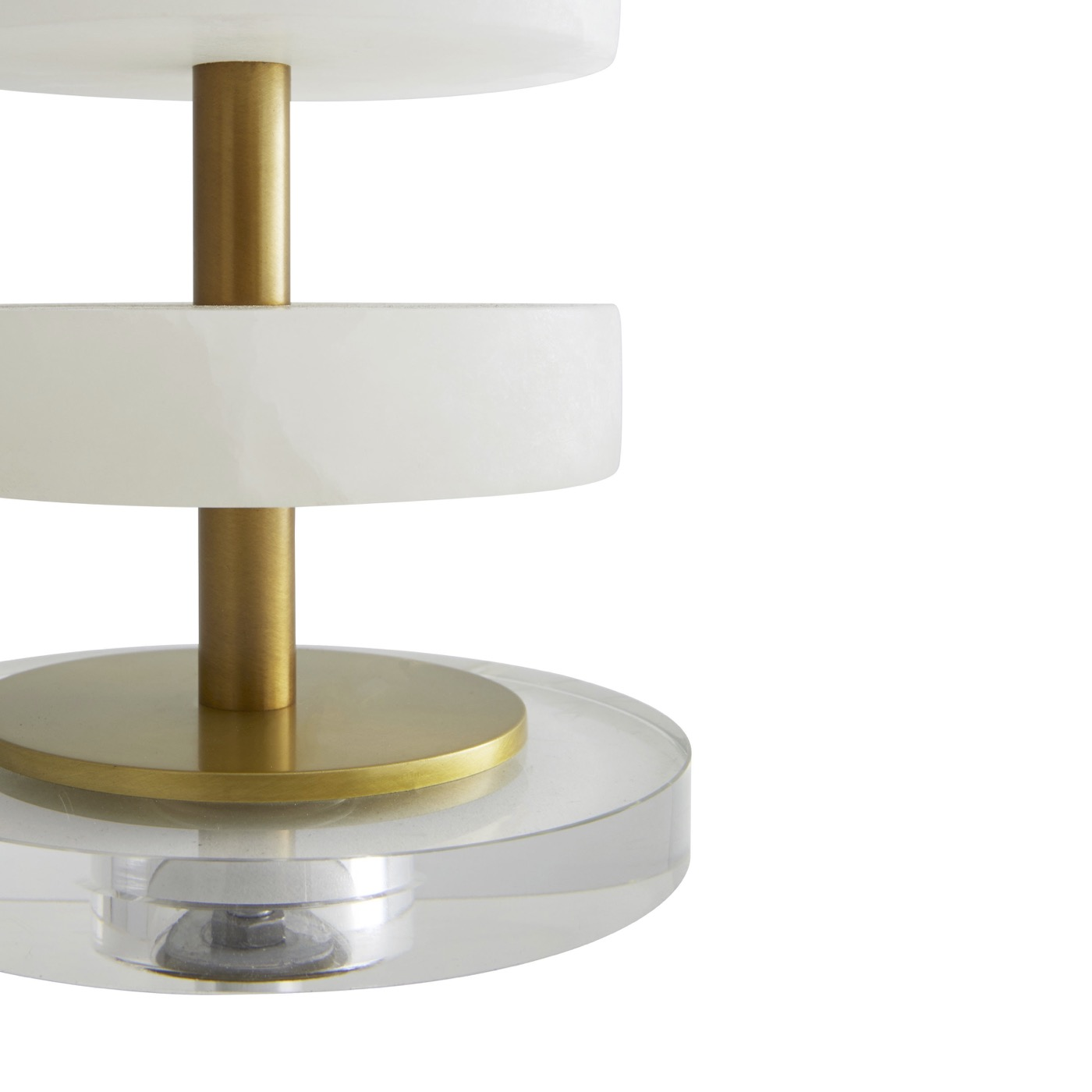 Decker Marble Table Lamp