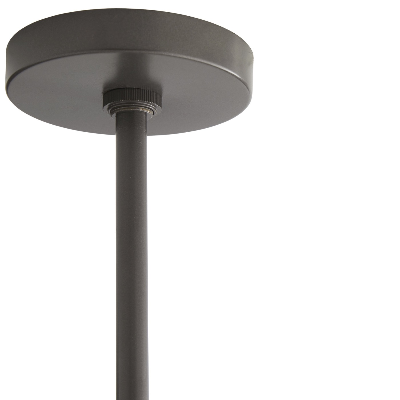 Simba Outdoor Pendant | Dark Iron