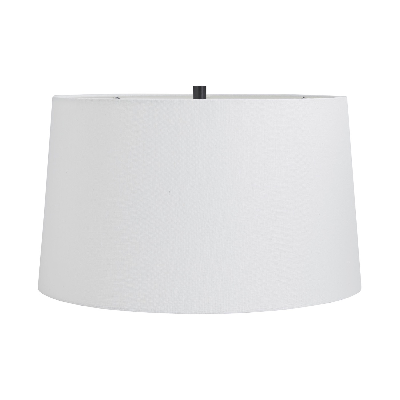 Augusta Glass Table Lamp | Bronze