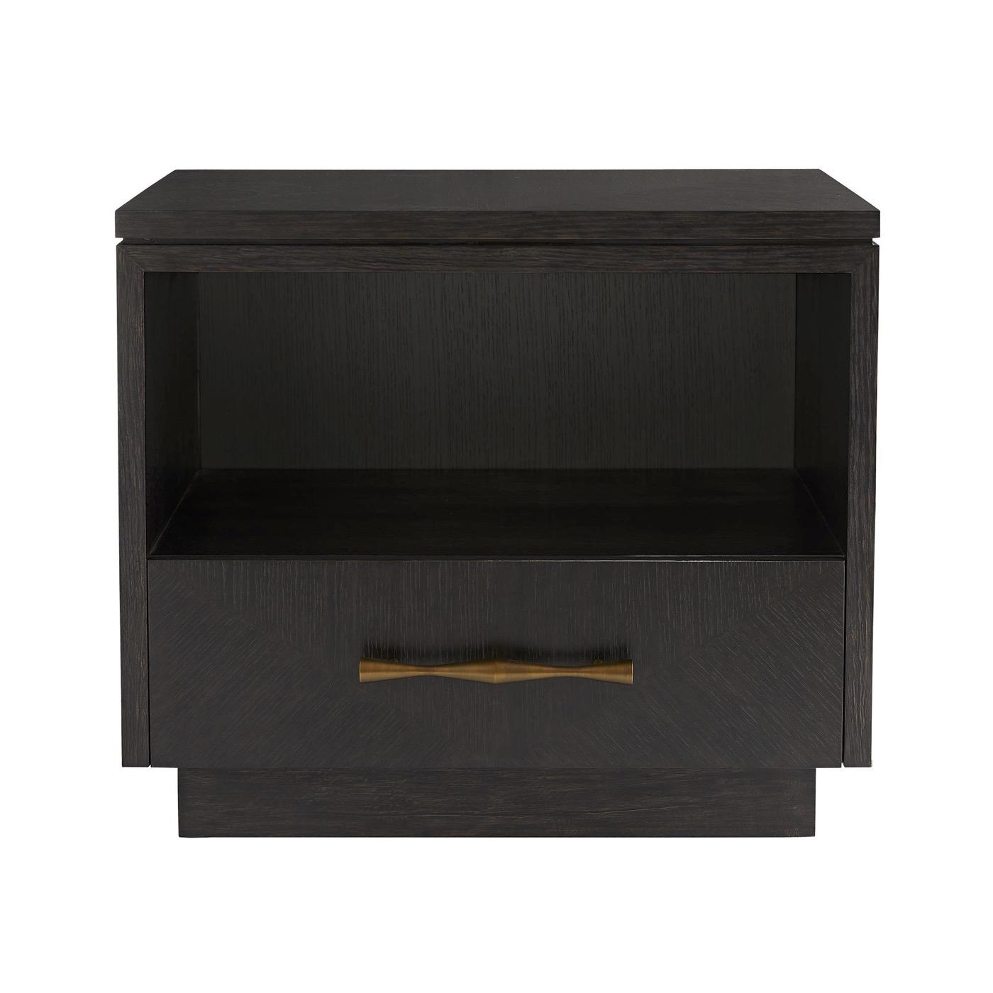 Ruben Side Table | Black