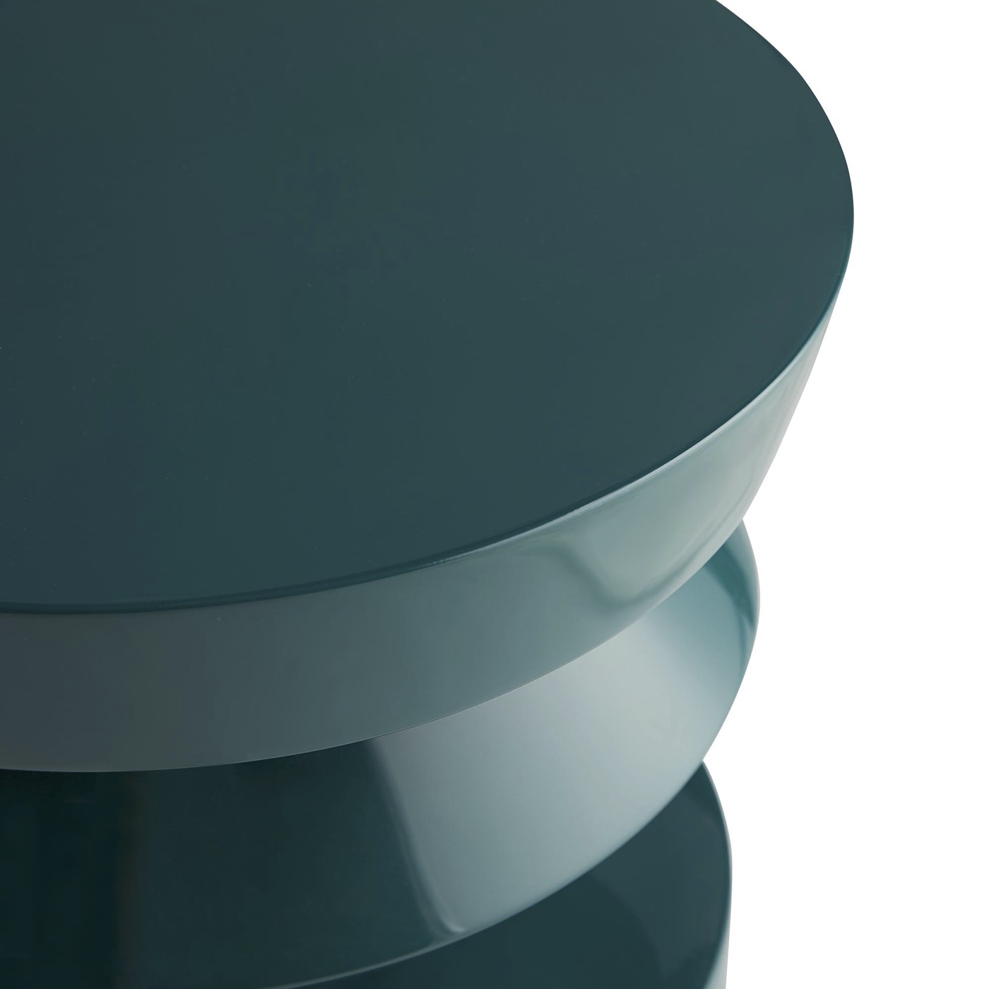 Alma Lacquer Side Table