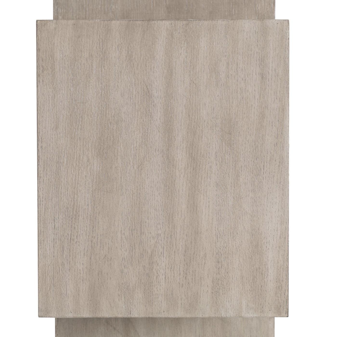 Garfield Oak Shelf |  Light Grey
