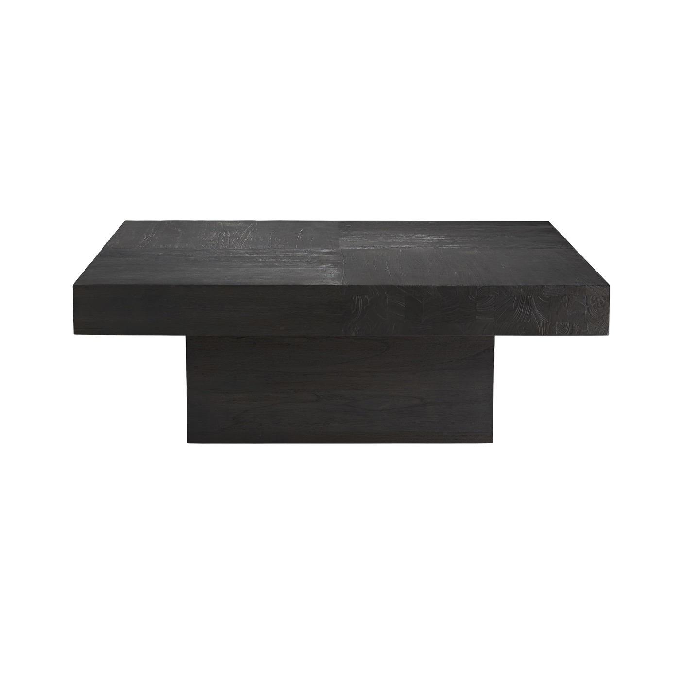 Bruce Wood Coffee Table