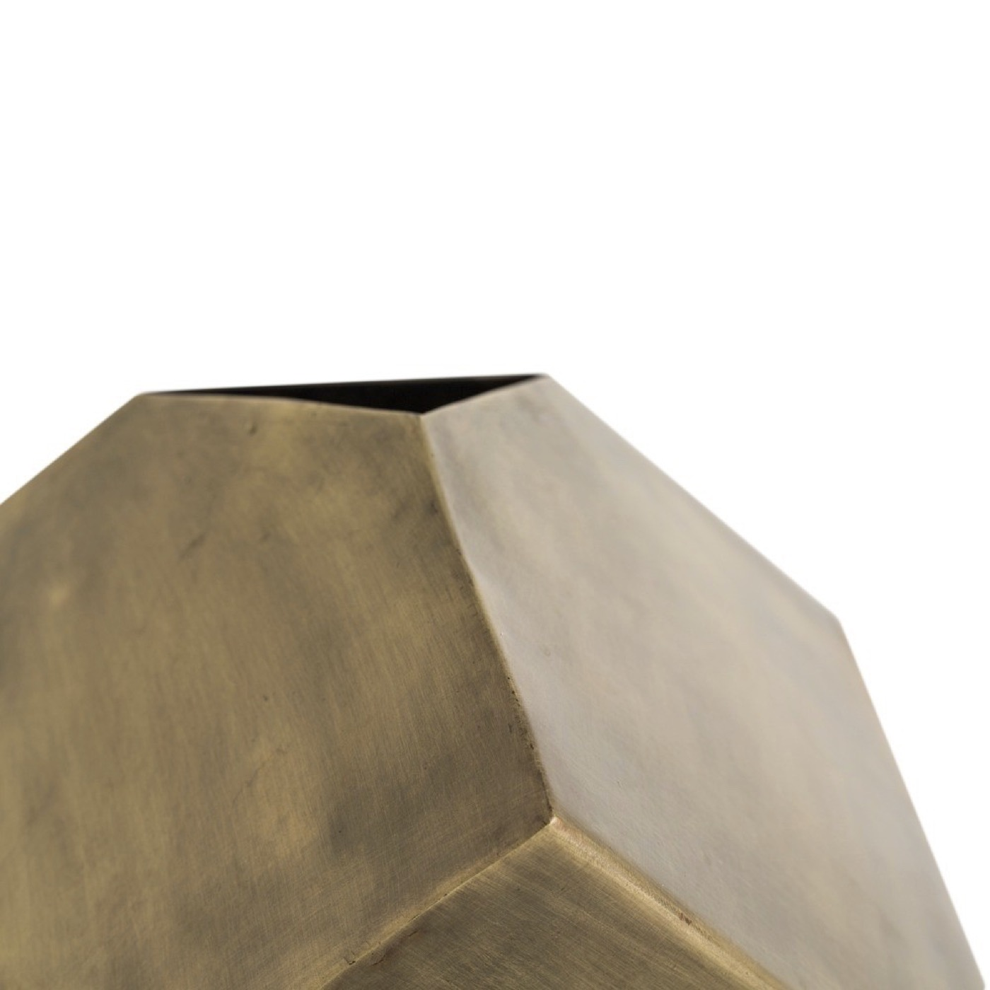Radner Brass Vase