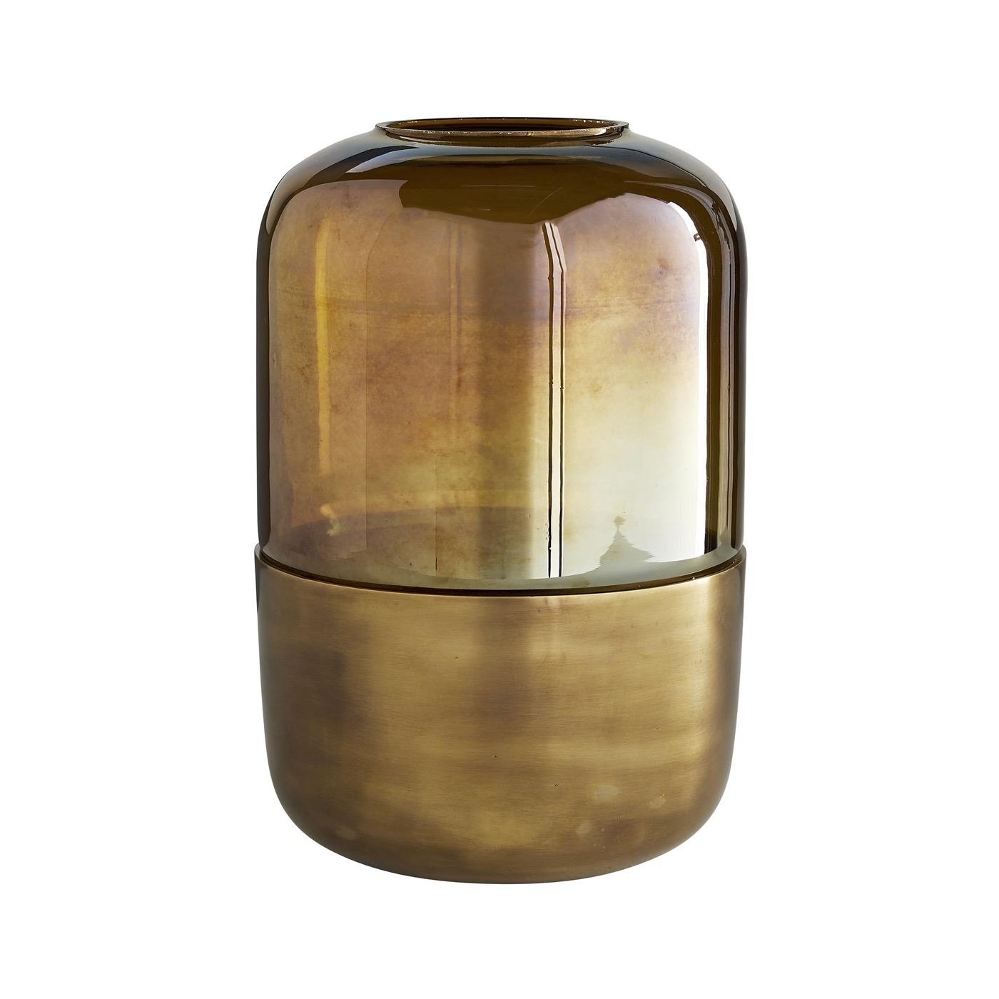 Murphy Brass Vases