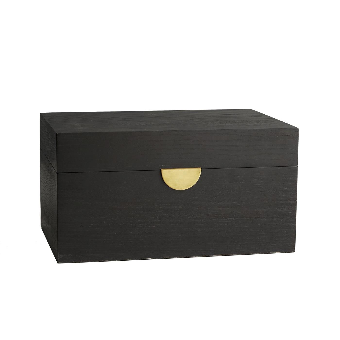 Melton Oak Boxes