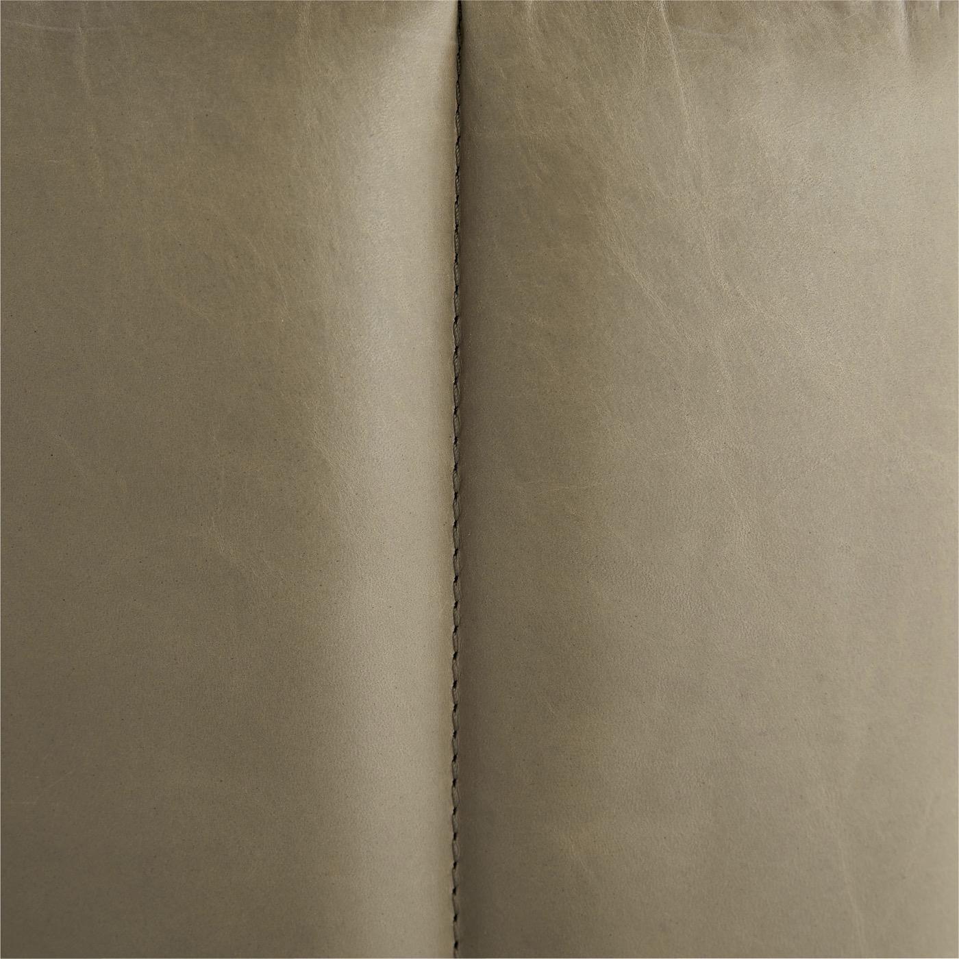 Madsen Leather Bar Stool