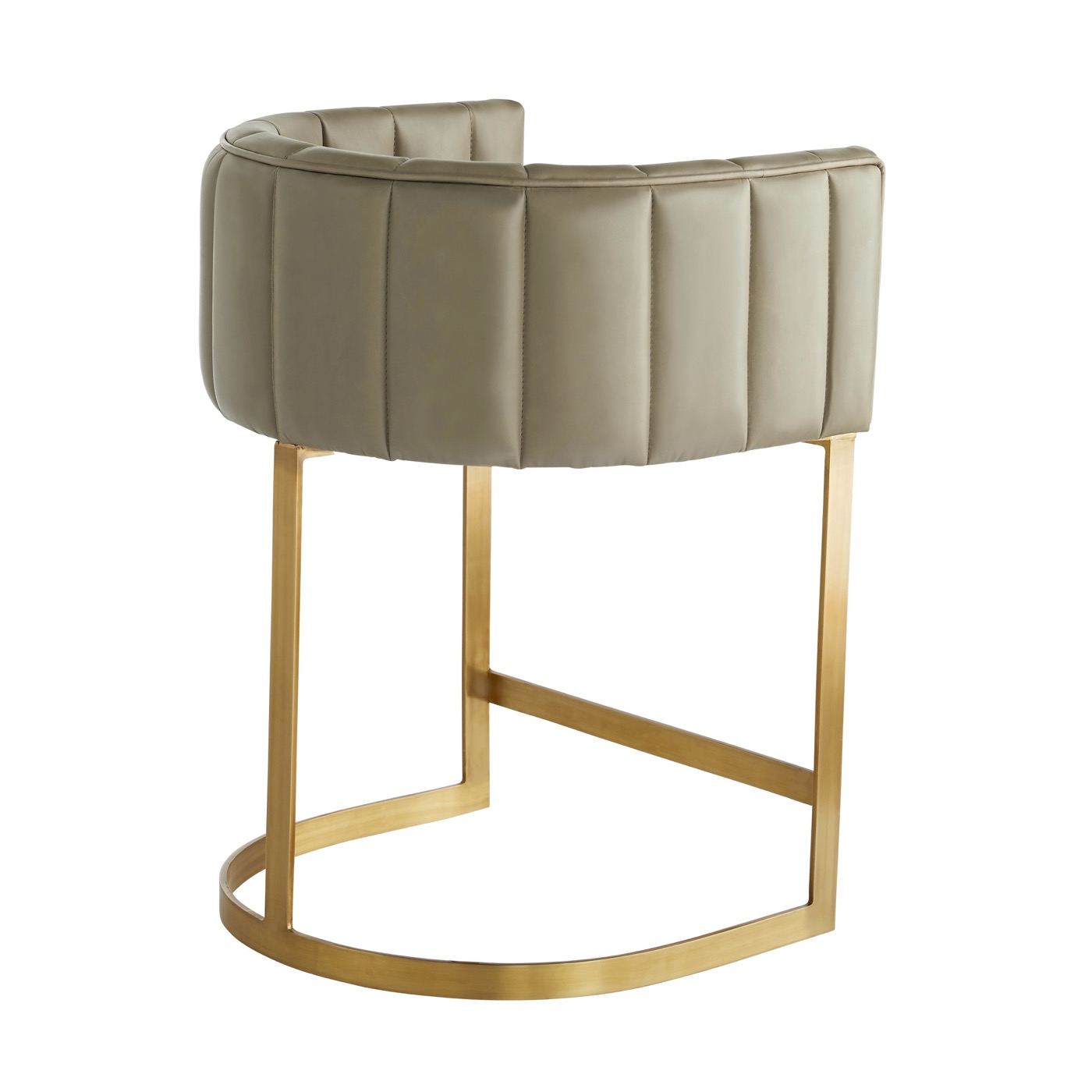 Madsen Leather Counter Stool
