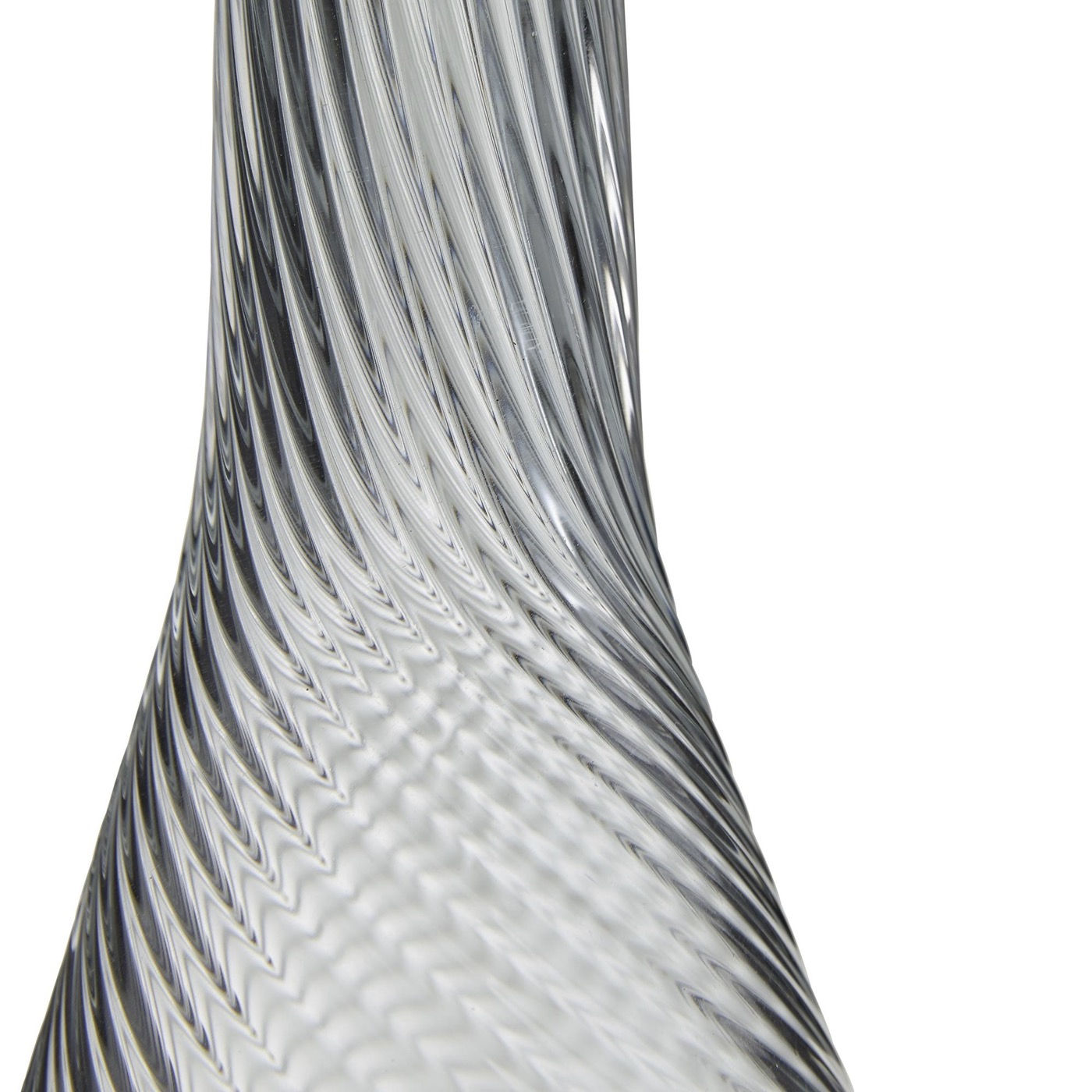 Swift Ribbed Decanters Set