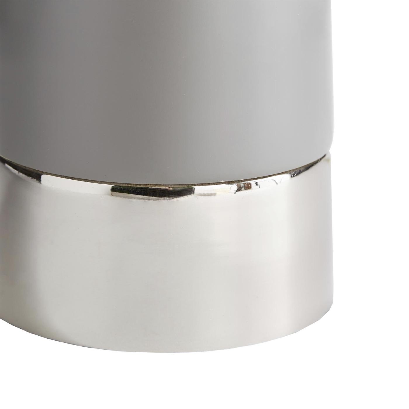 Kiran Floor Lamp   Grey