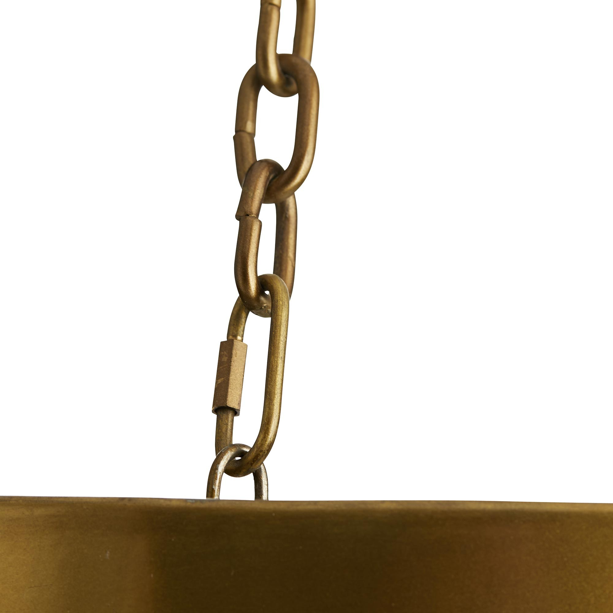Ripley Grand Pendant | Brass & Bronze
