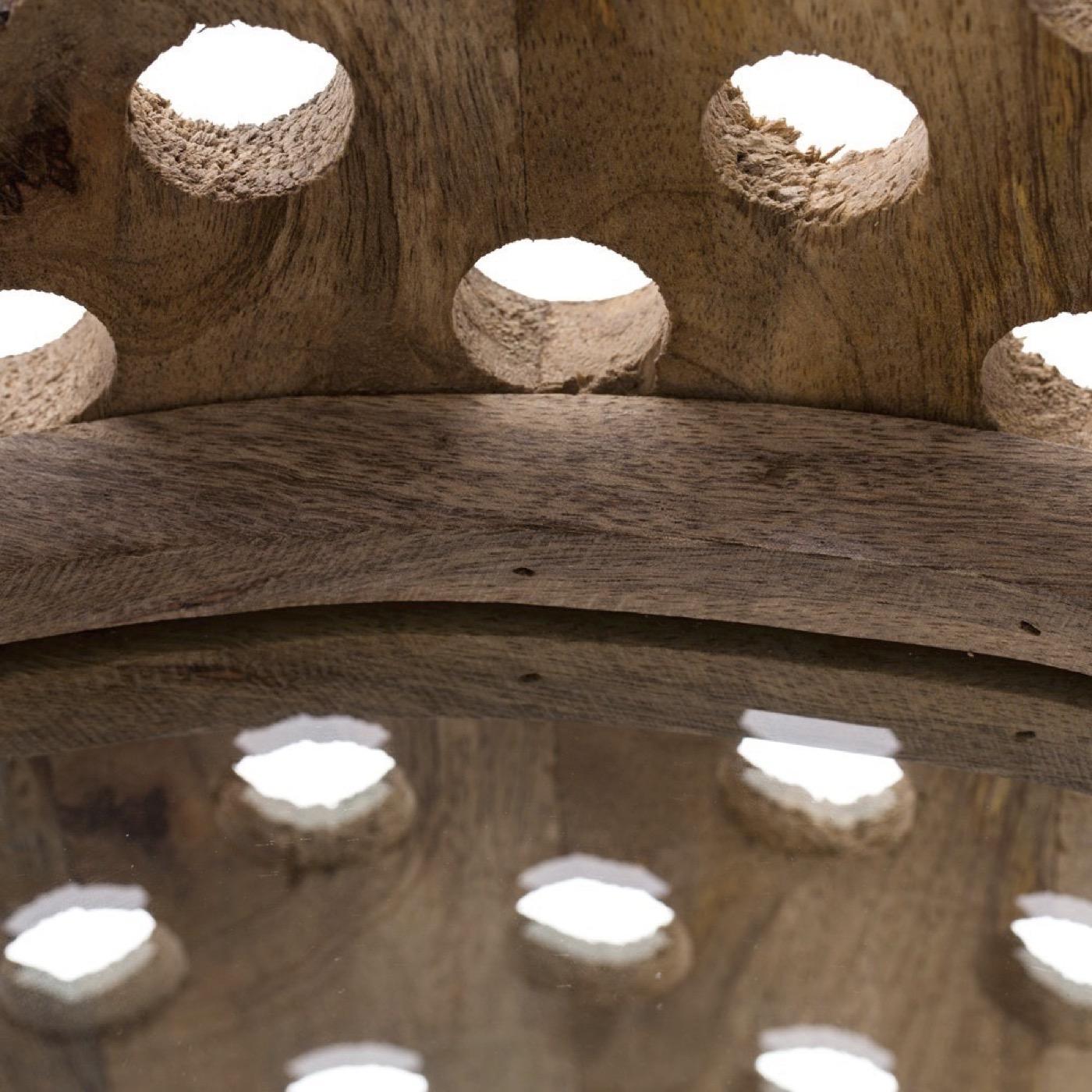Fowler Wood Pendant