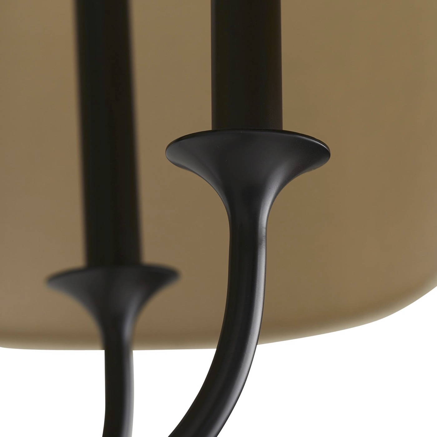 Annette Round Pendants | Bronze