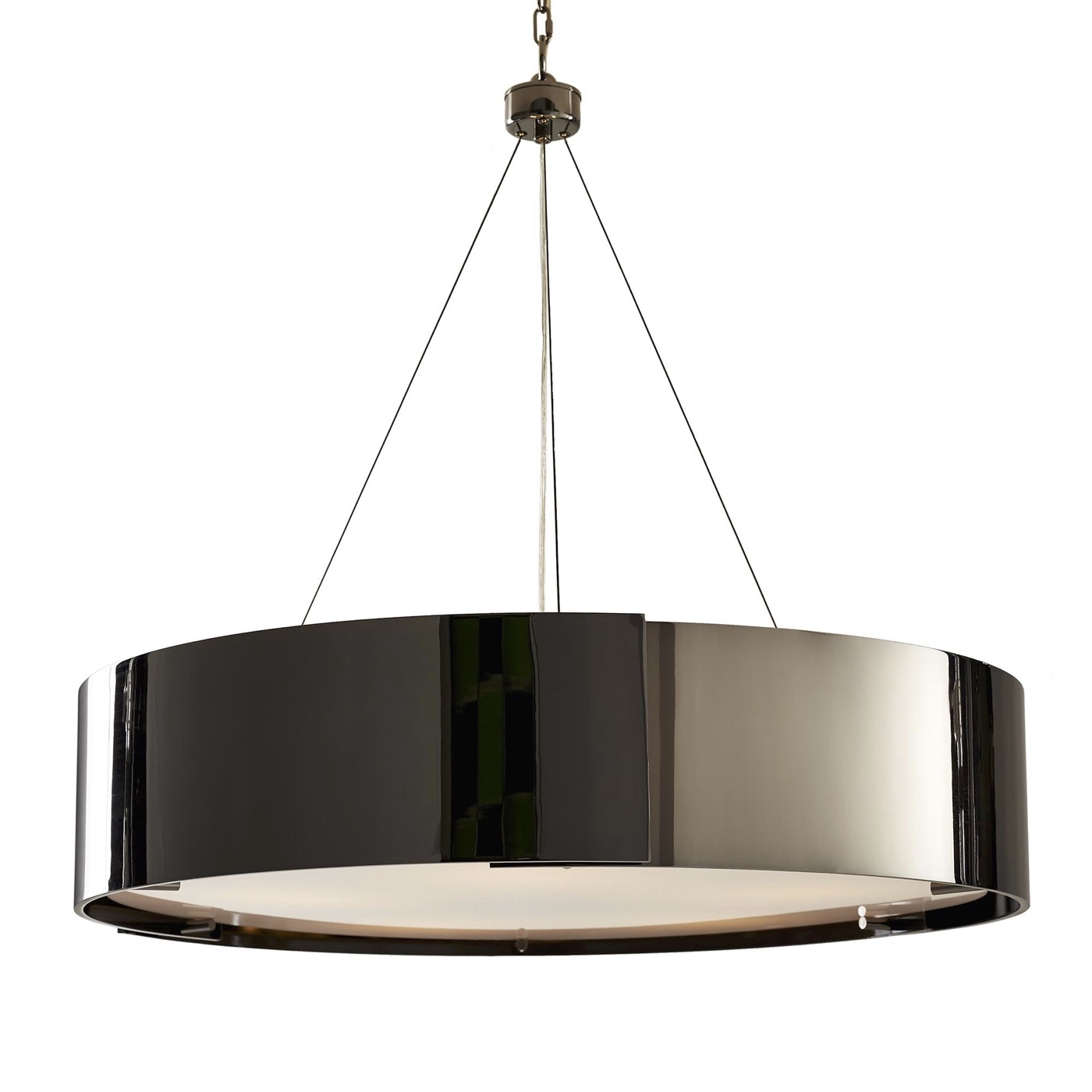 Stanzler Chandelier | Dark Nickel