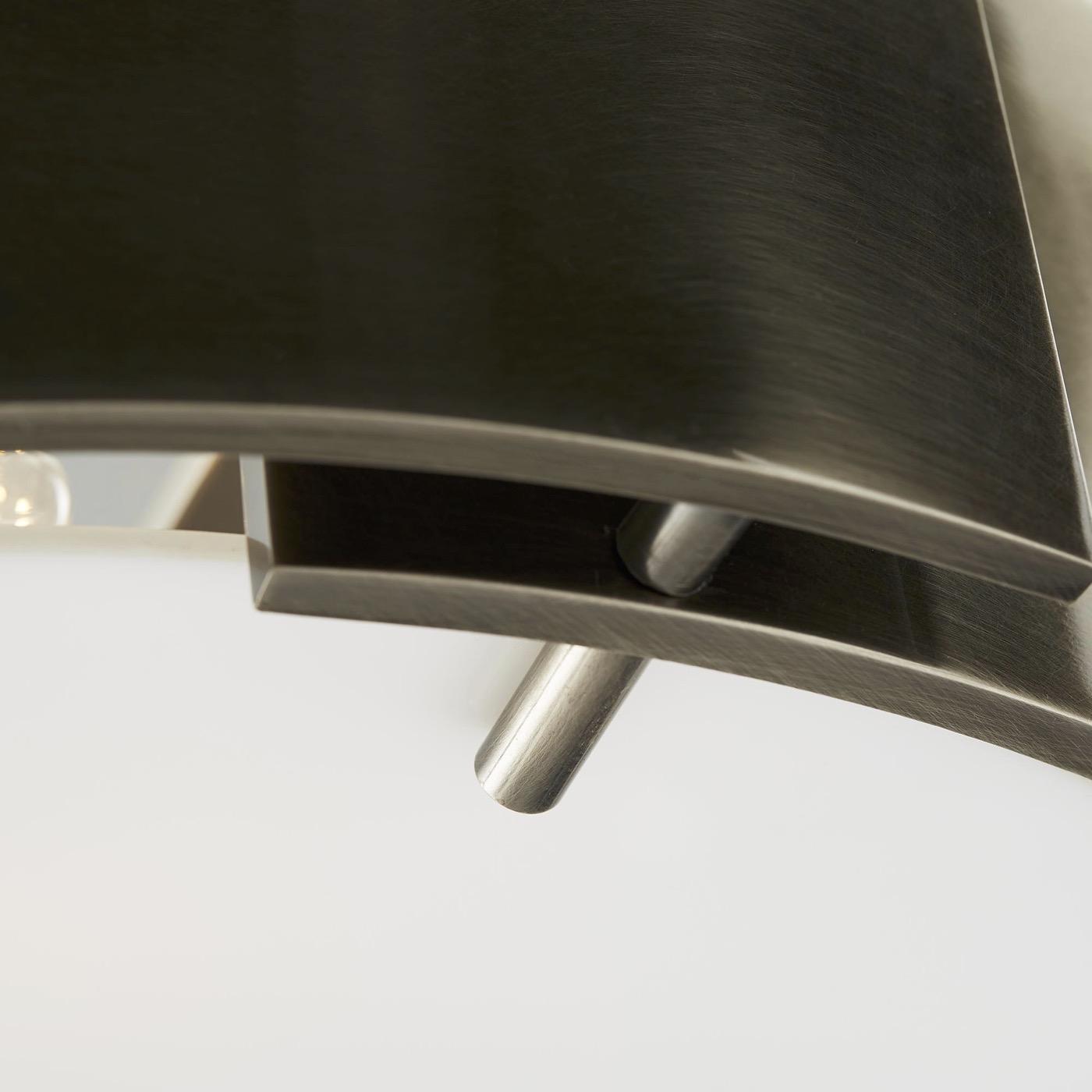 Stanzler Pendant | Antique Silver