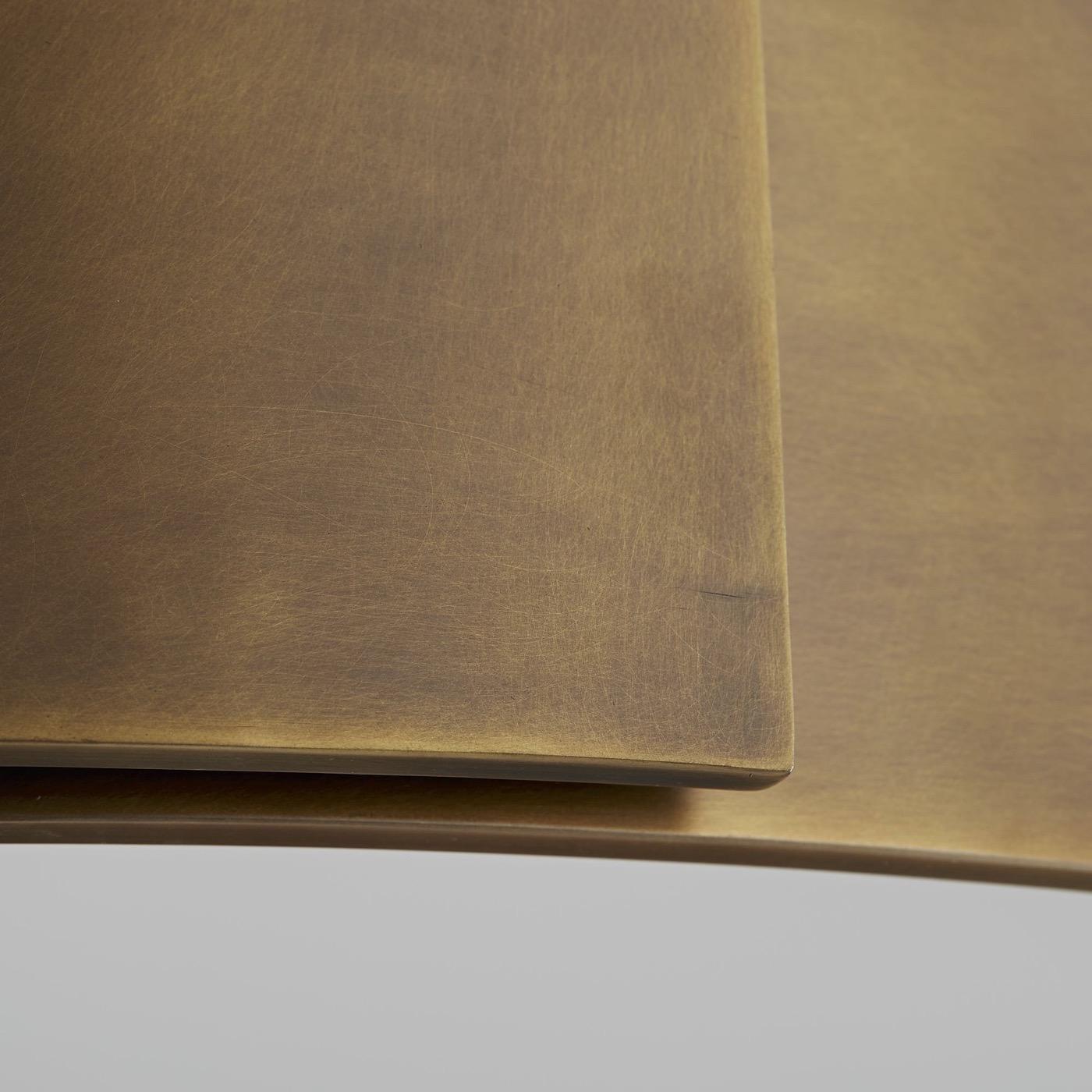 Stanzler Grand Chandelier | Brass